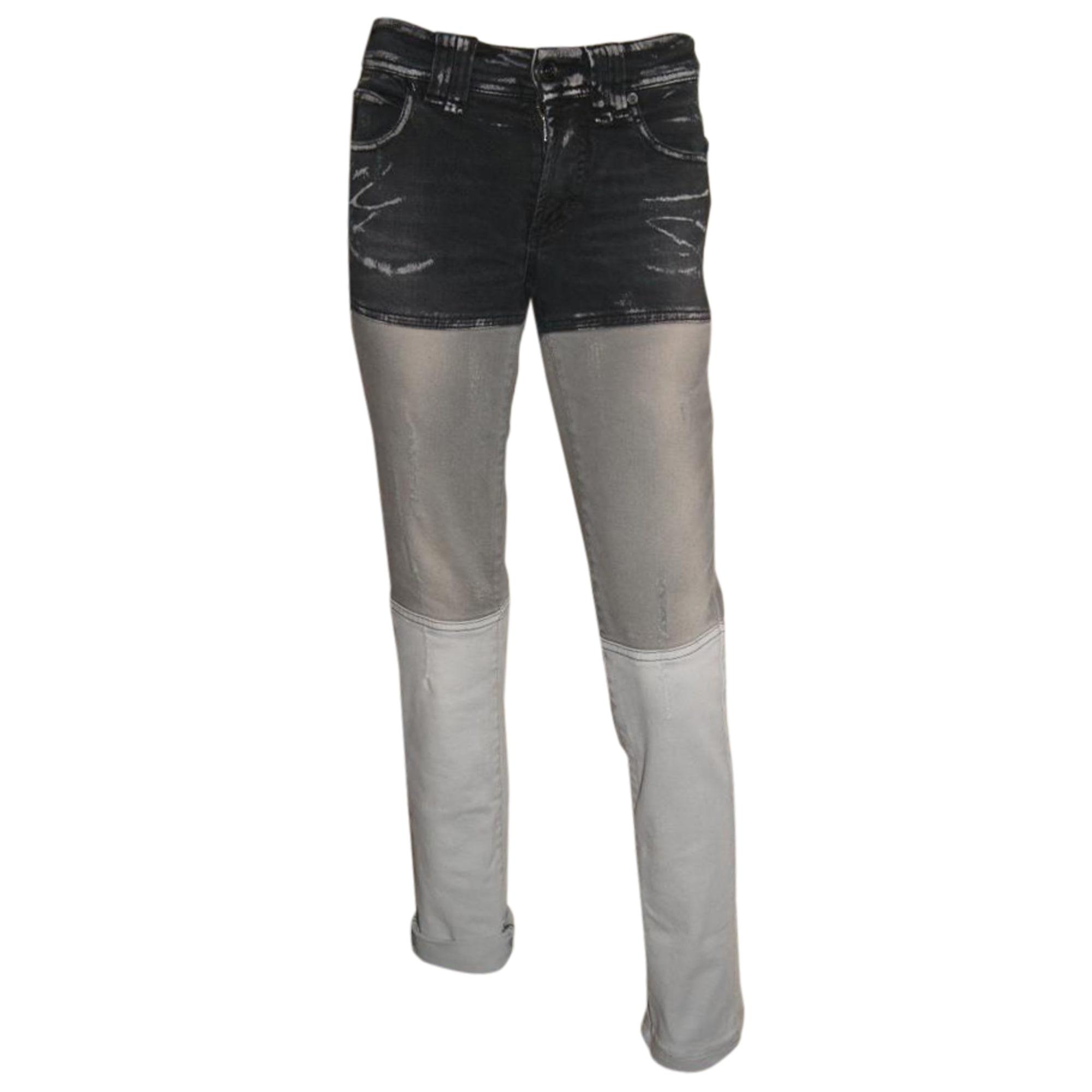 Jeans slim JOHN GALLIANO Multicouleur