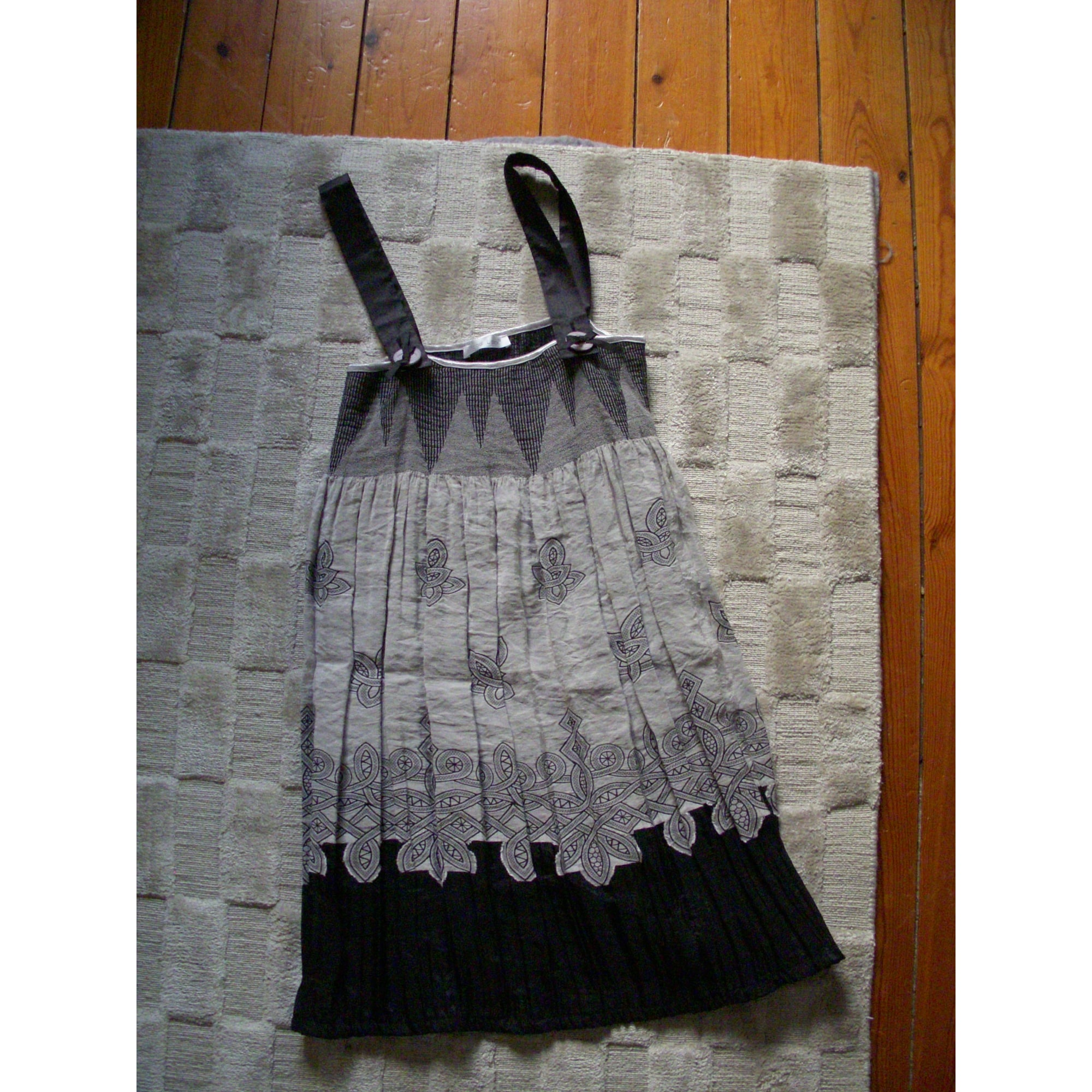 Robe tunique GOOD LOOK Gris, anthracite