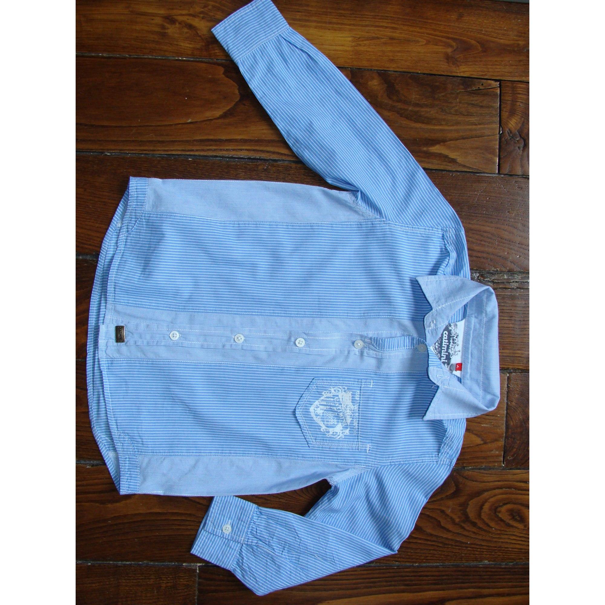 Chemise CATIMINI Bleu, bleu marine, bleu turquoise