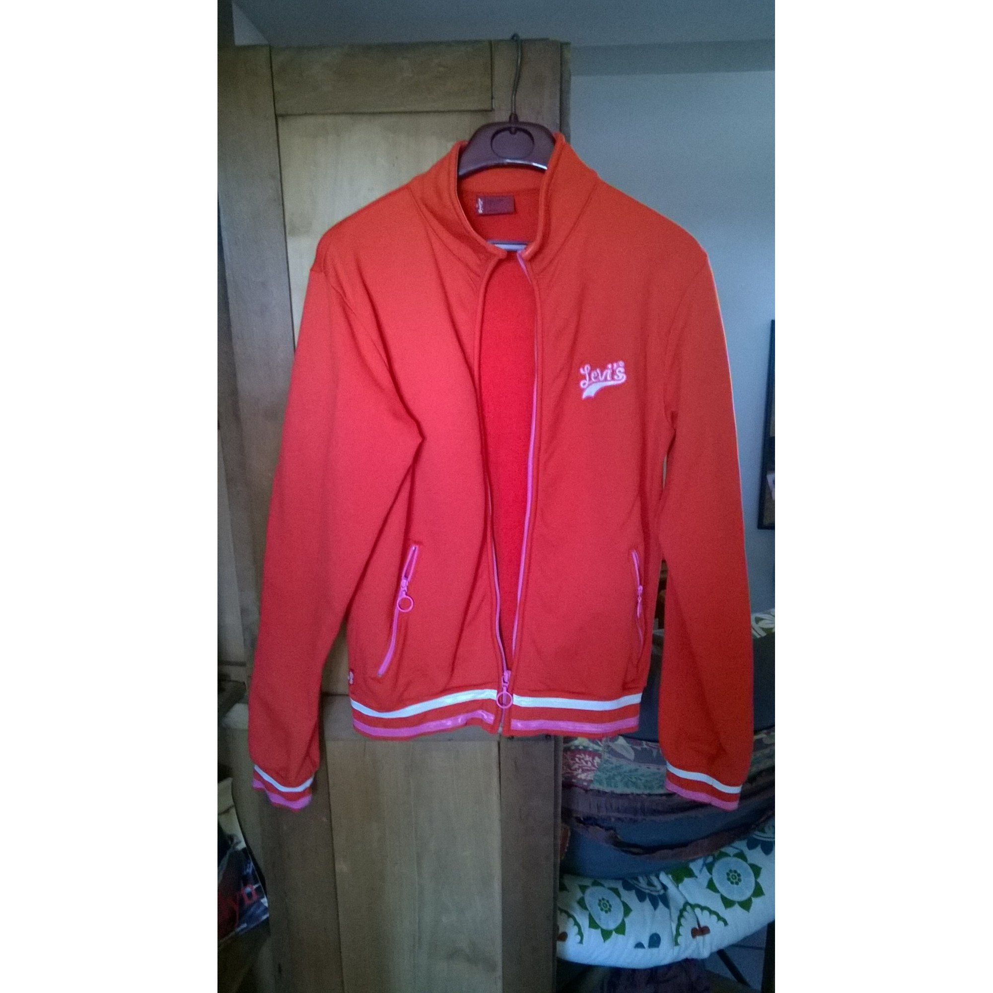 Blouson LEVI'S Orange