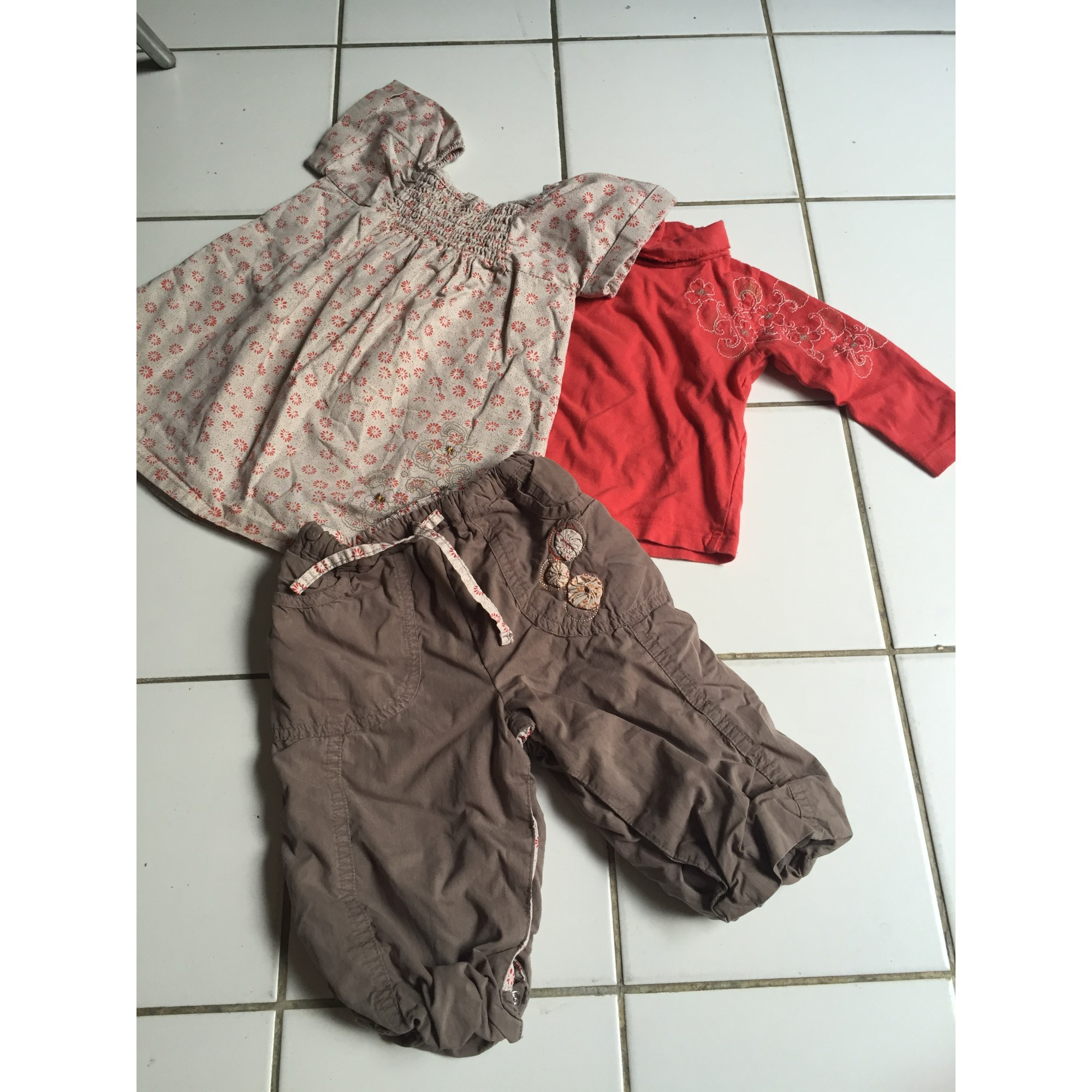 Ensemble & Combinaison pantalon SERGENT MAJOR Beige, camel