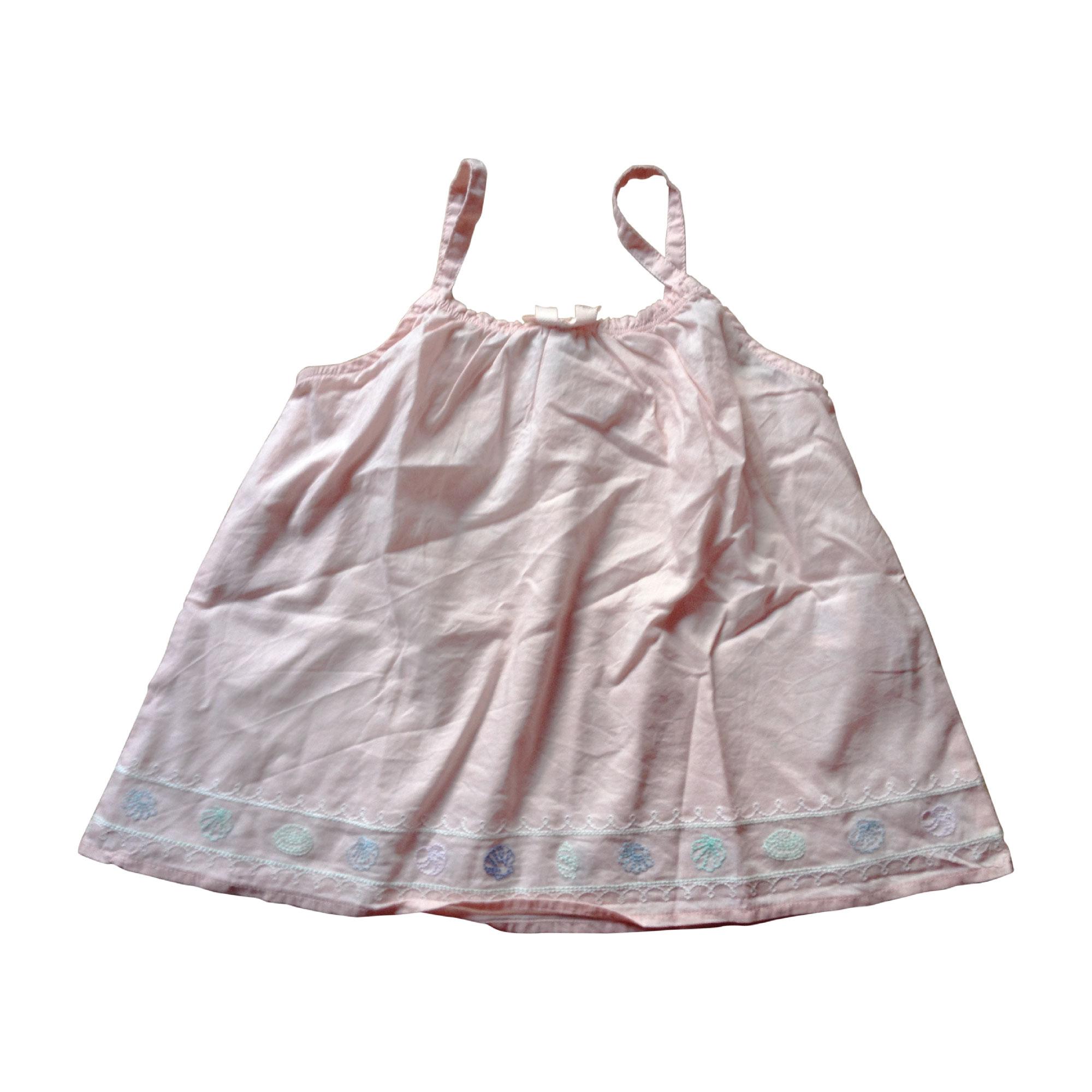 Top, Tee-shirt SERGENT MAJOR Rose, fuschia, vieux rose