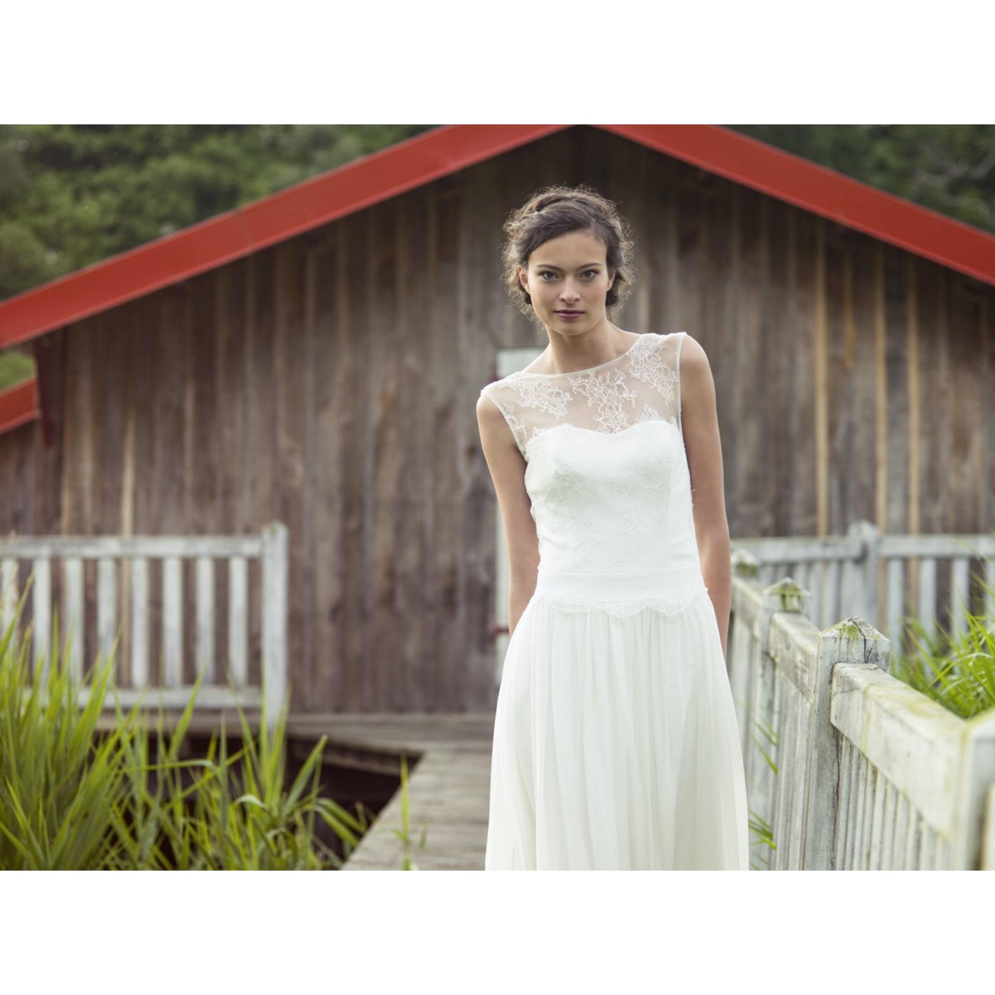 Robe de mariée LAMBERT CRÉATIONS 36 (S, T1