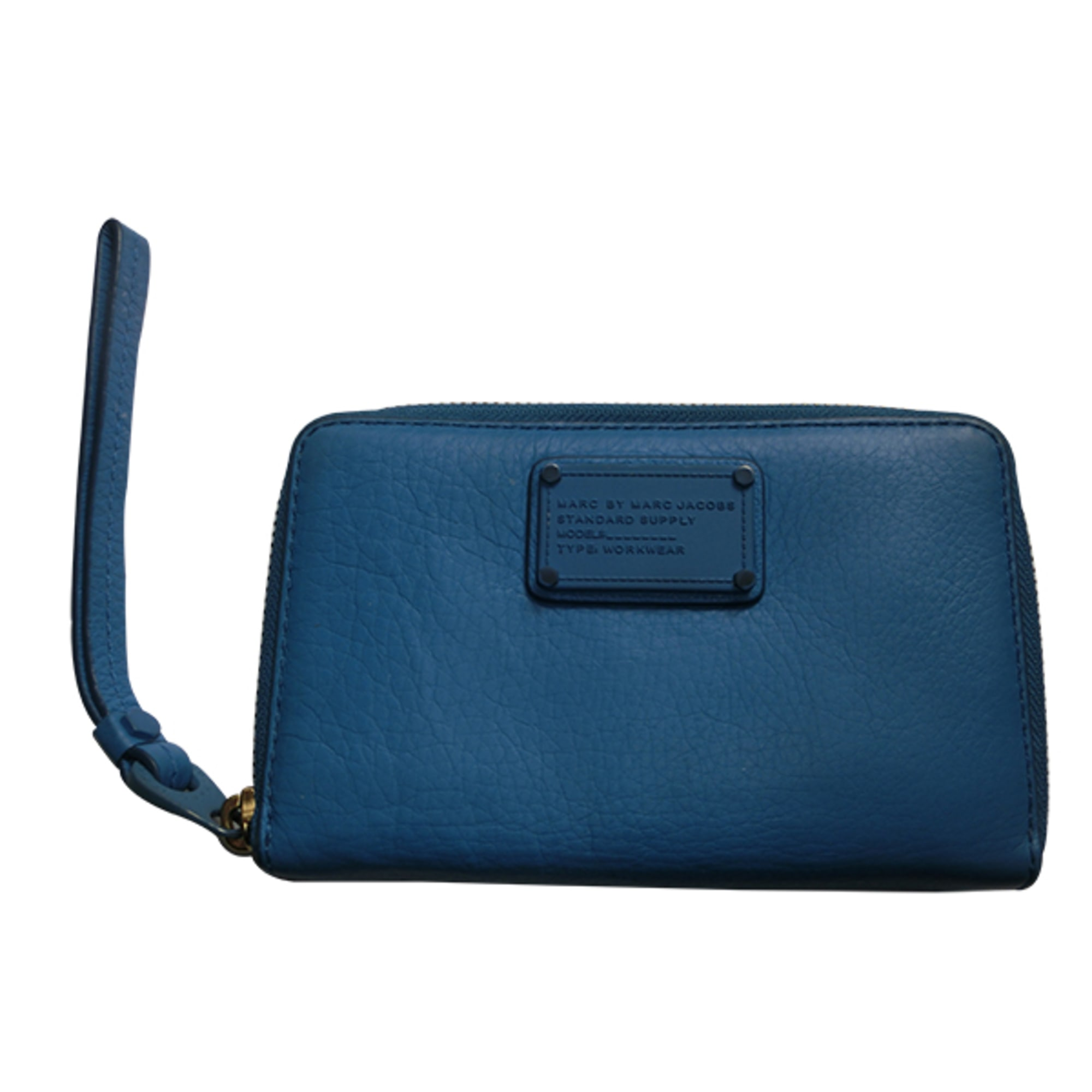 Revolutionary gravel defeat  Pochette MARC JACOBS bleu - 4125997