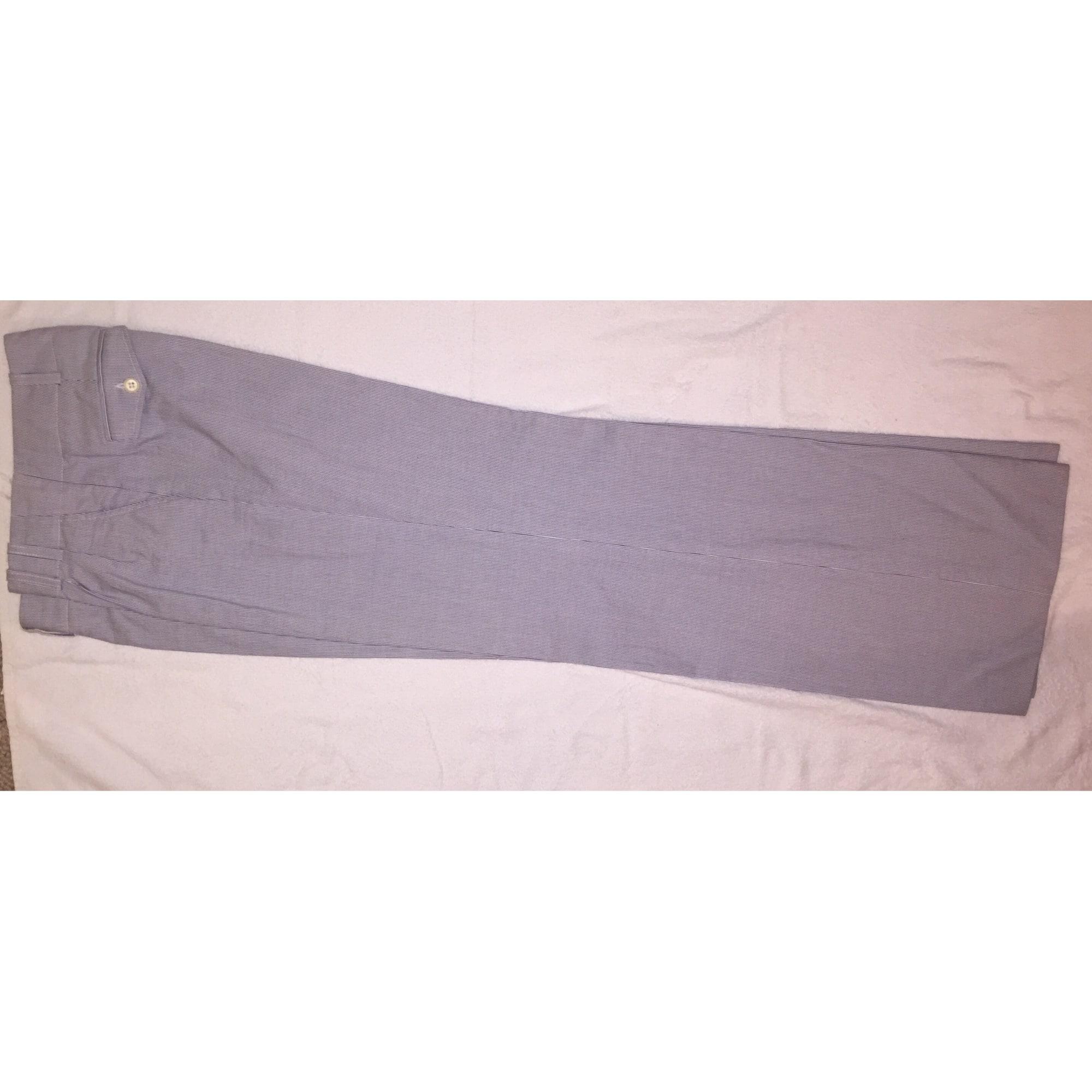 Pantalon large PABLO PAR GÉRARD DAREL Bleu, bleu marine, bleu turquoise