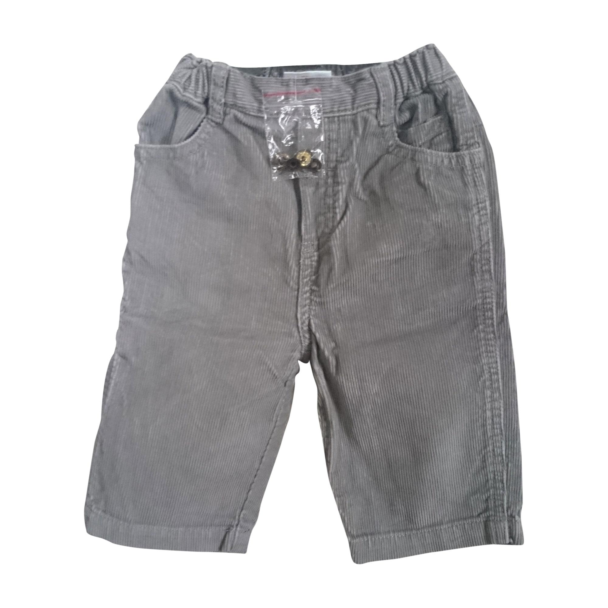 Pantalon JACADI Gris, anthracite
