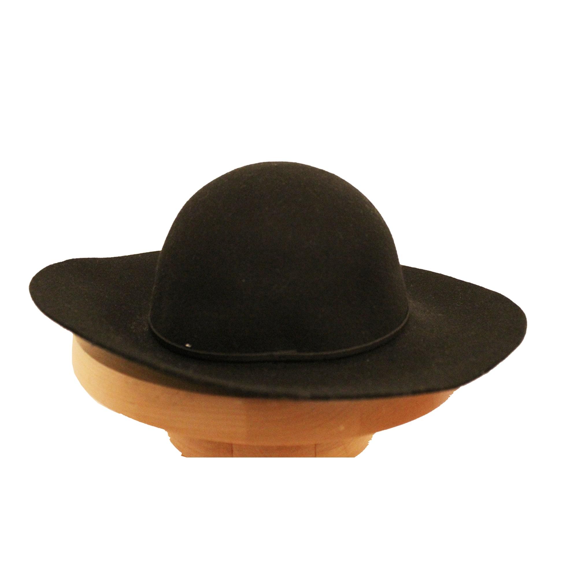 Chapeau ASOS Noir