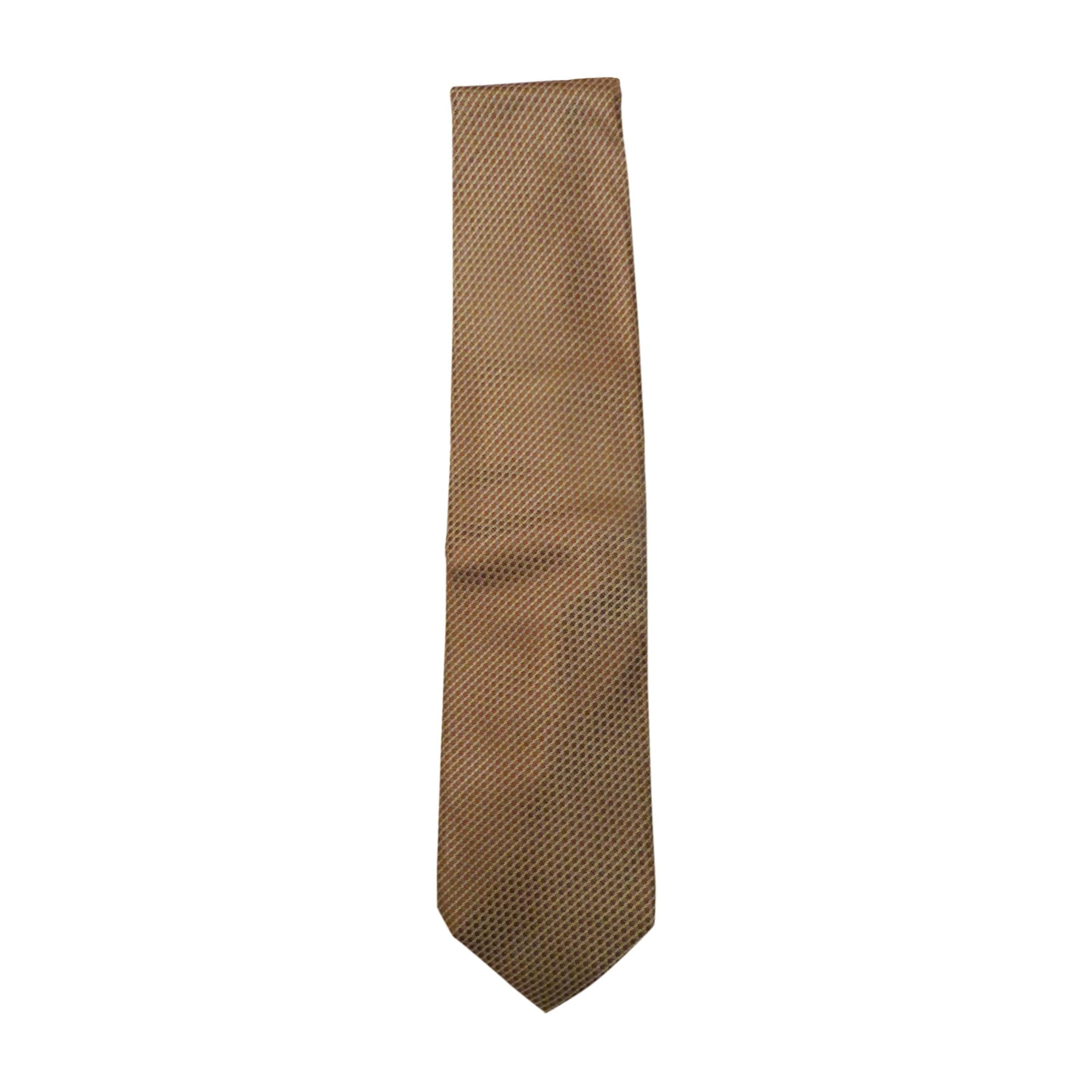 Cravate CARVEN Marron