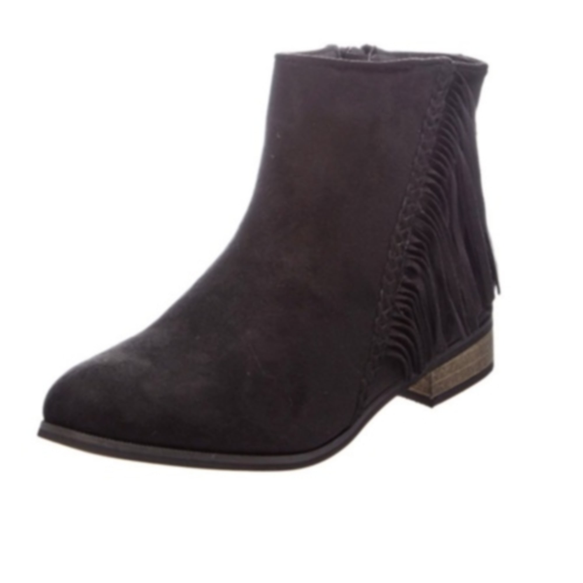 Bottines & low boots plates DAZAWA Noir