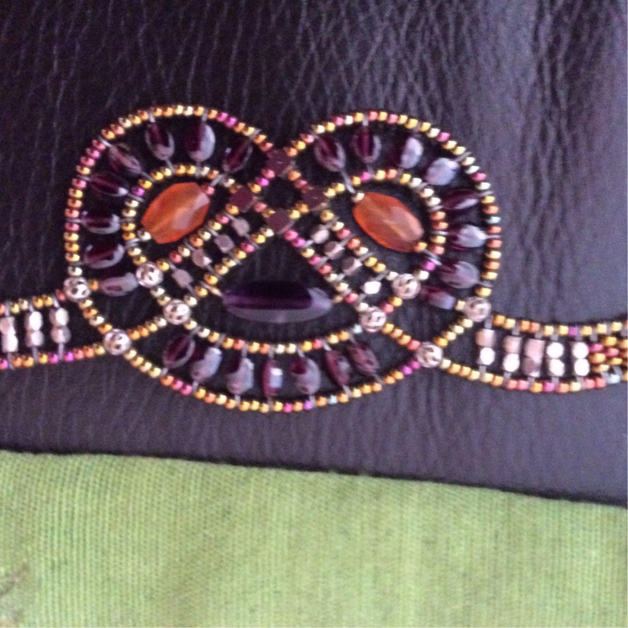 Bracelet ZIIO perles et pierres multicolore