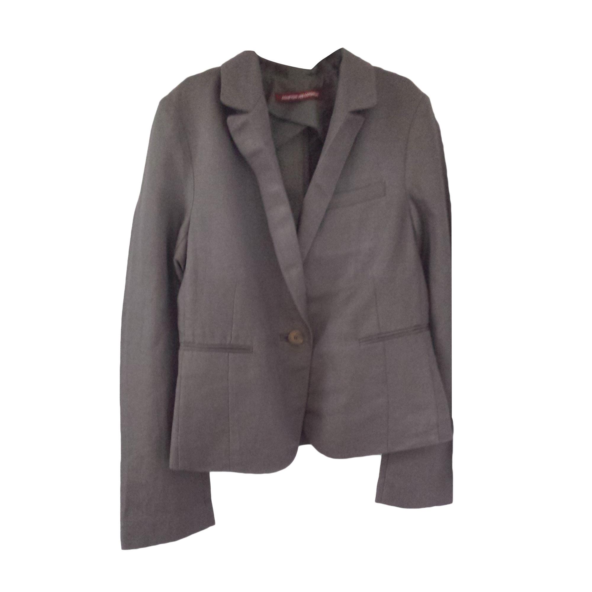 Blazer, veste tailleur COMPTOIR DES COTONNIERS Beige, camel