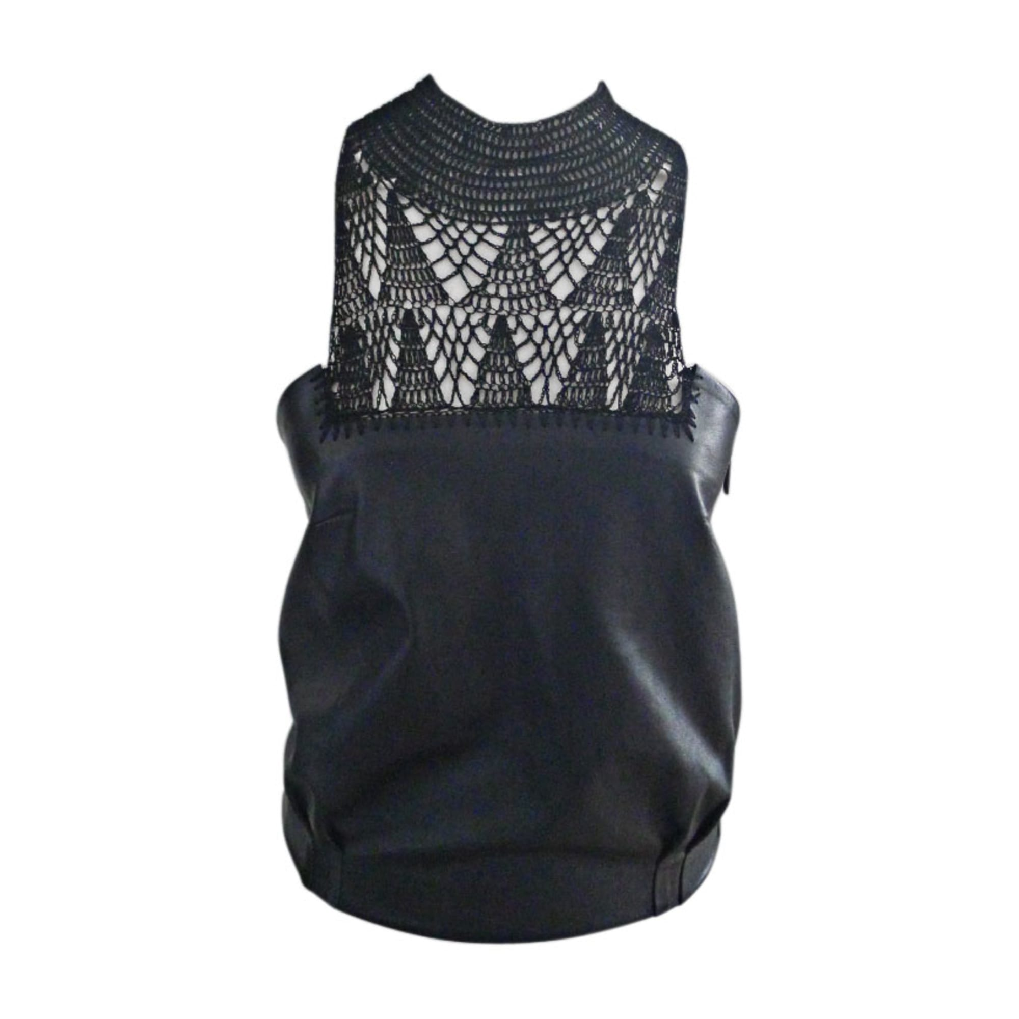 Top, tee-shirt BARBARA BUI Noir
