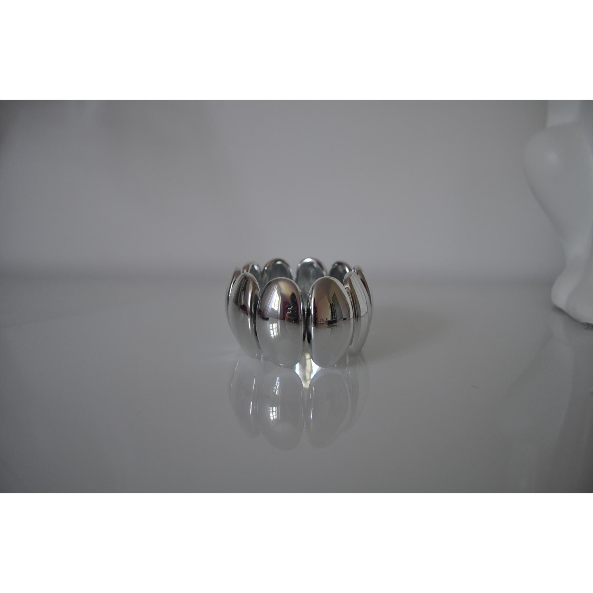 Bracelet MOA Argenté, acier