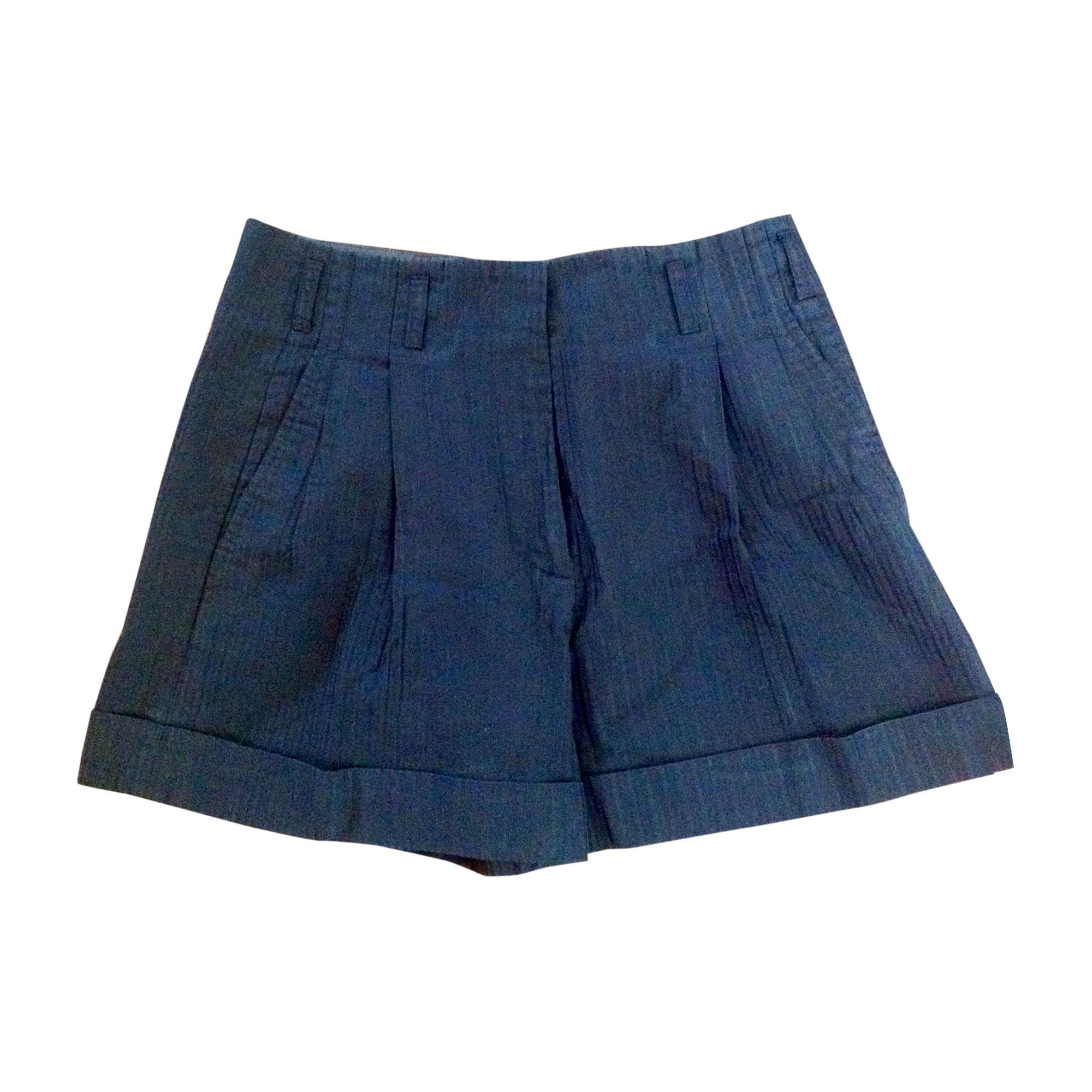 Short BARBARA BUI Bleu, bleu marine, bleu turquoise