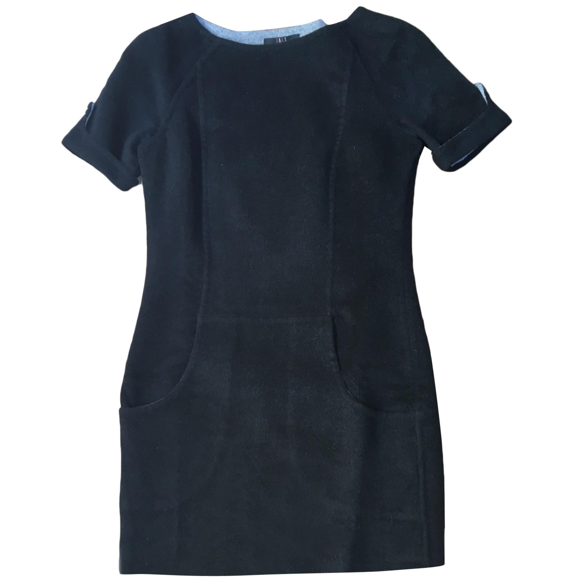 Robe courte DAKS Noir