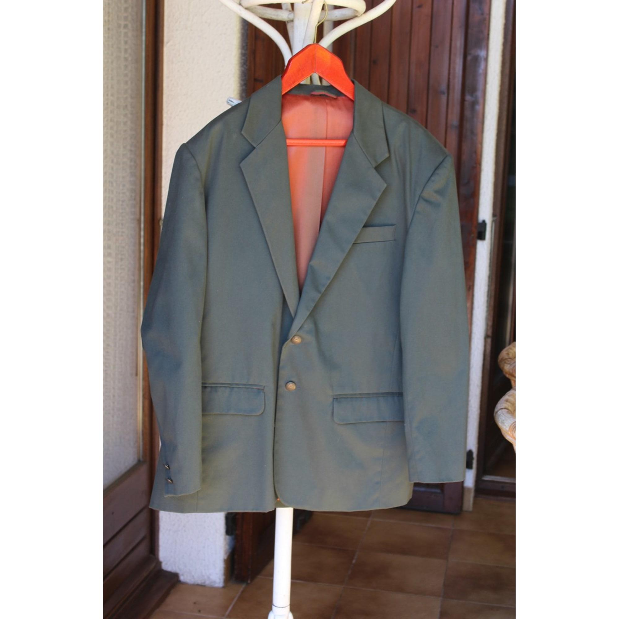 Veste de costume CELIO Vert