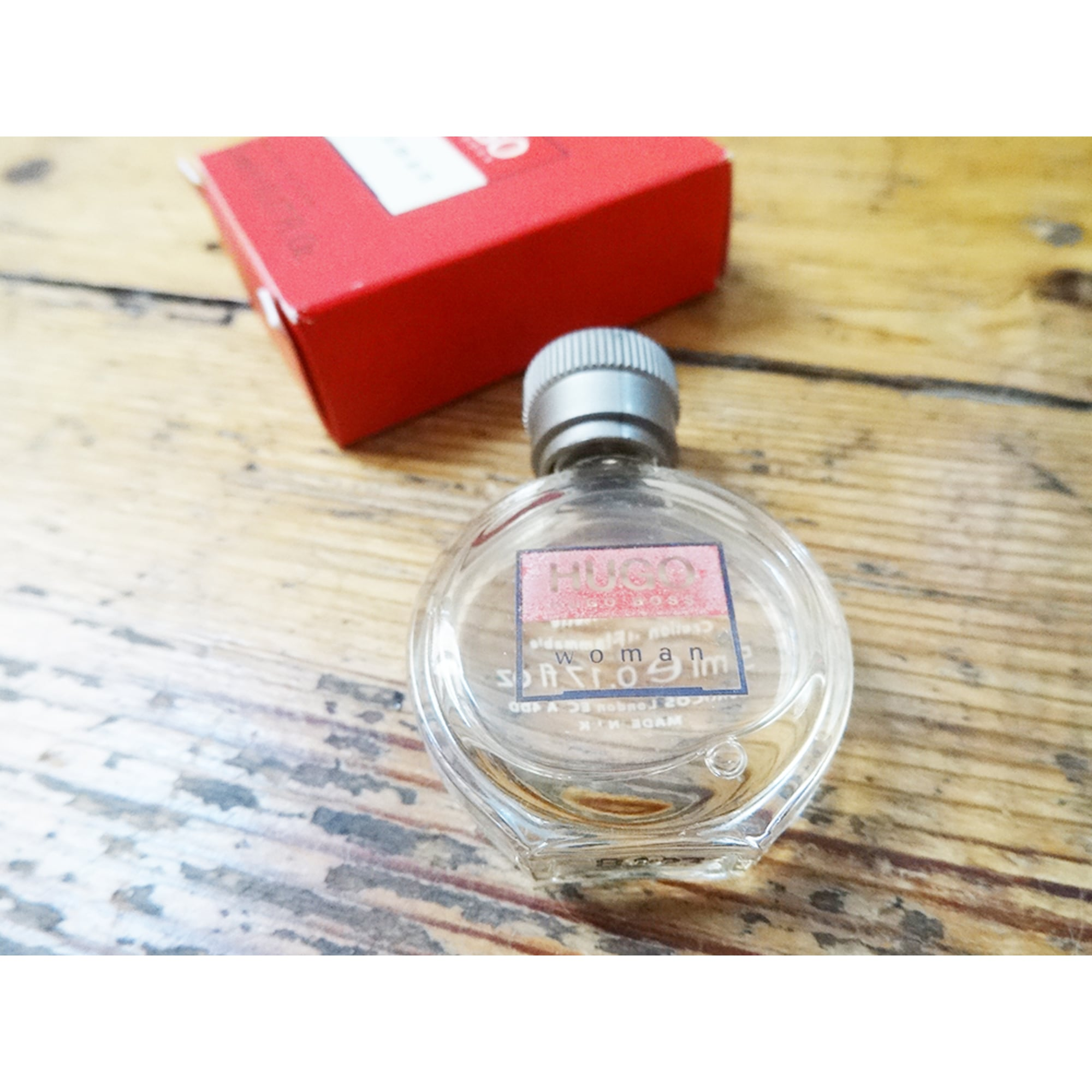 Miniature parfum HUGO BOSS