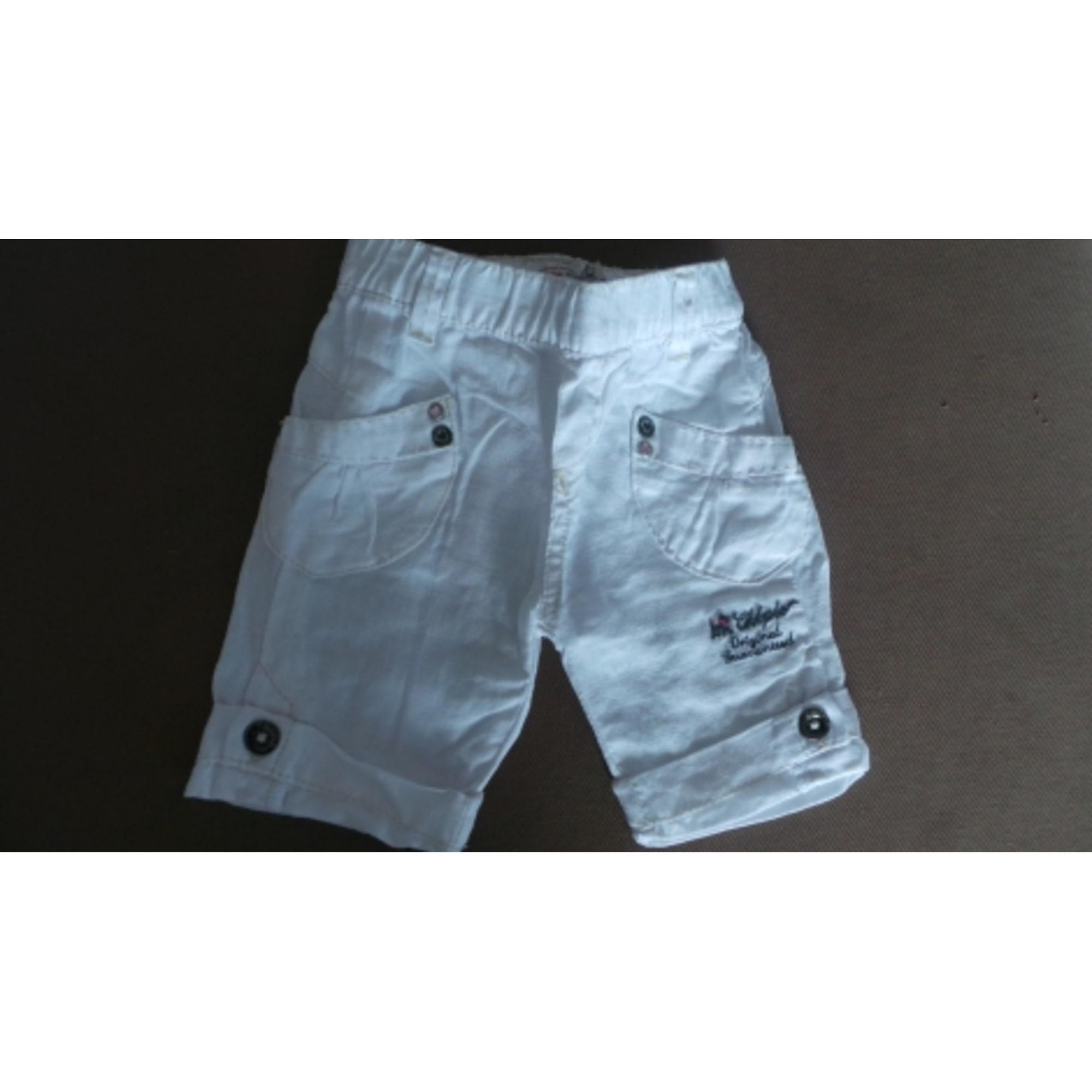 Pantalon CHIPIE Blanc, blanc cassé, écru
