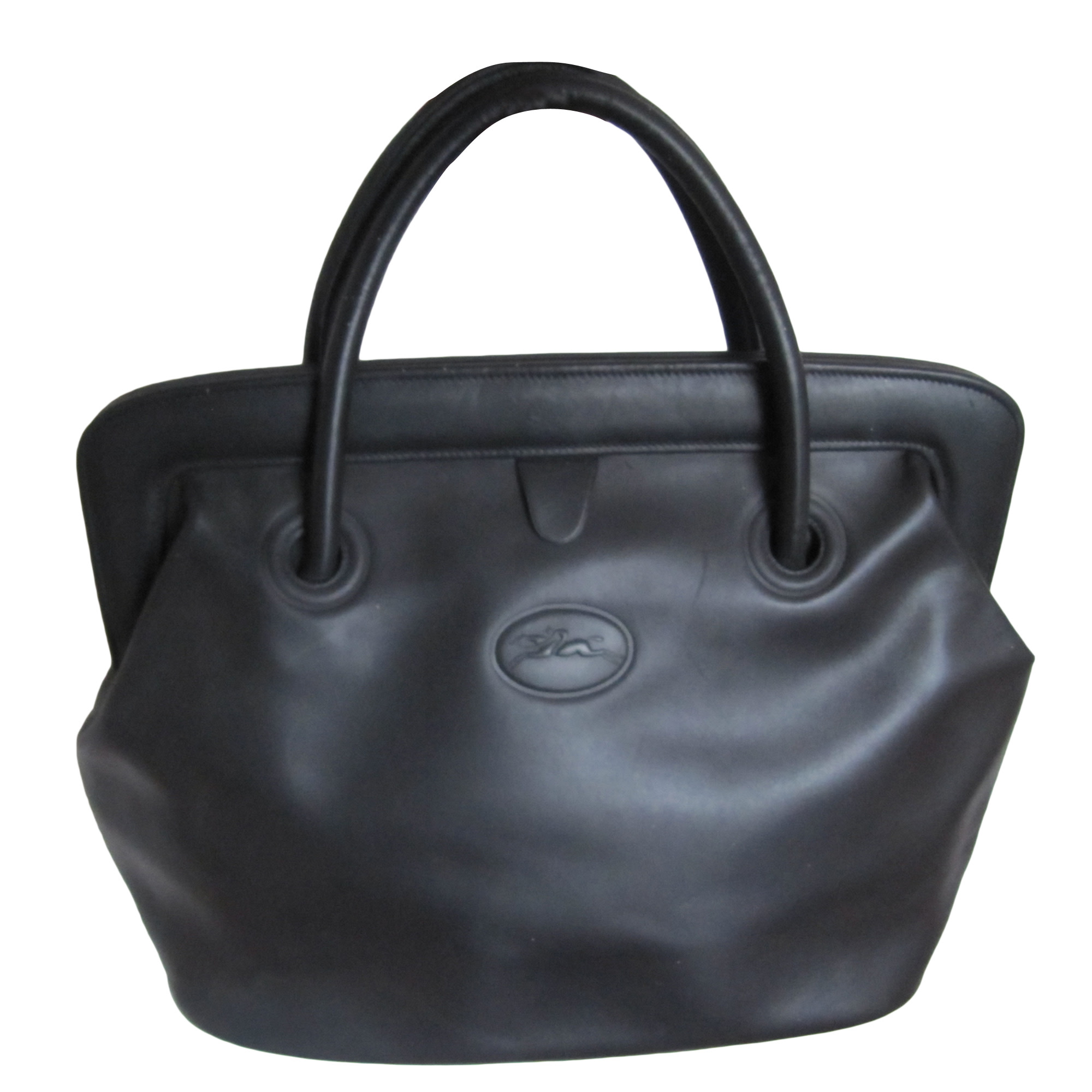 Shopping > sac longchamps noir cuir, Up to 68% OFF
