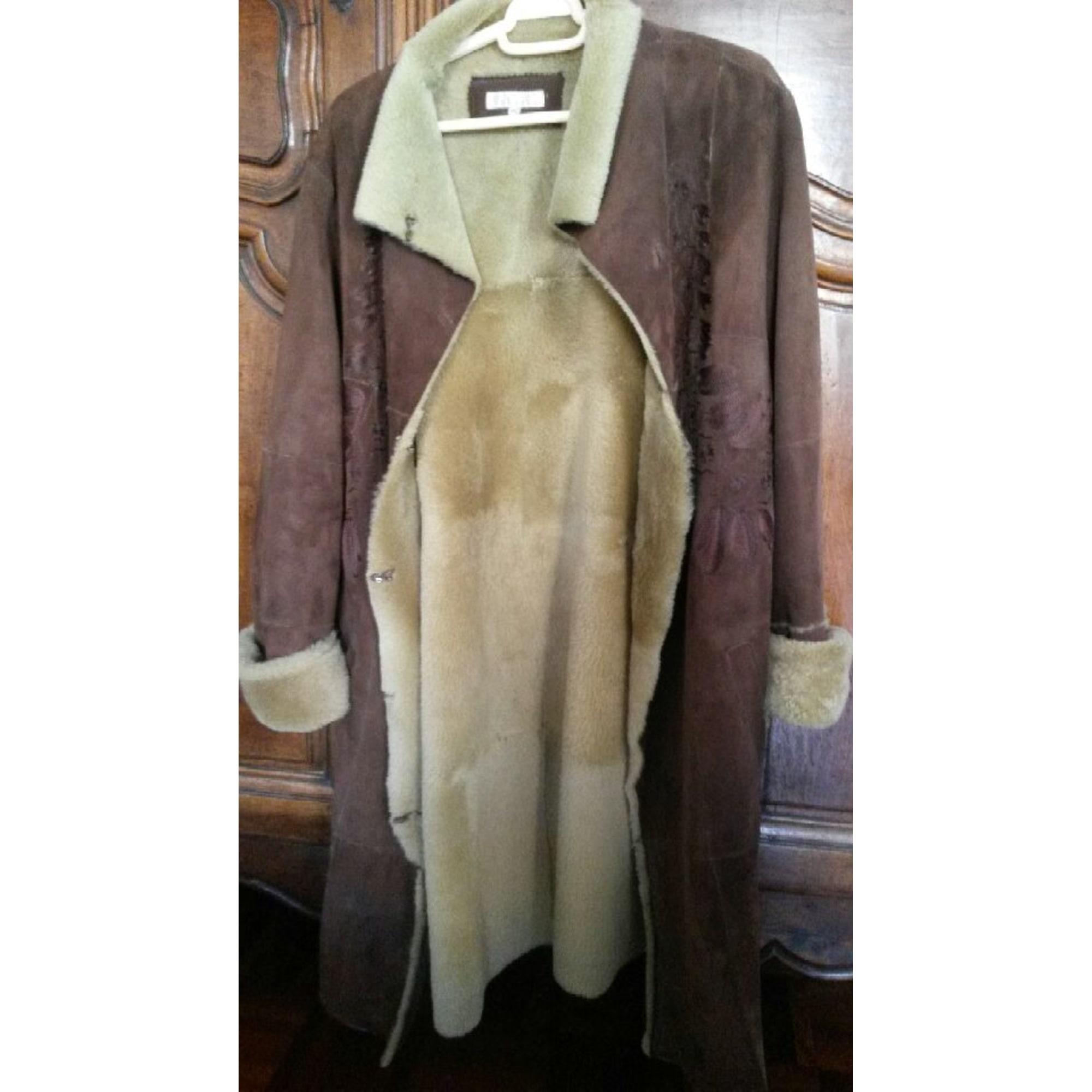 manteau cuir armand ventilo