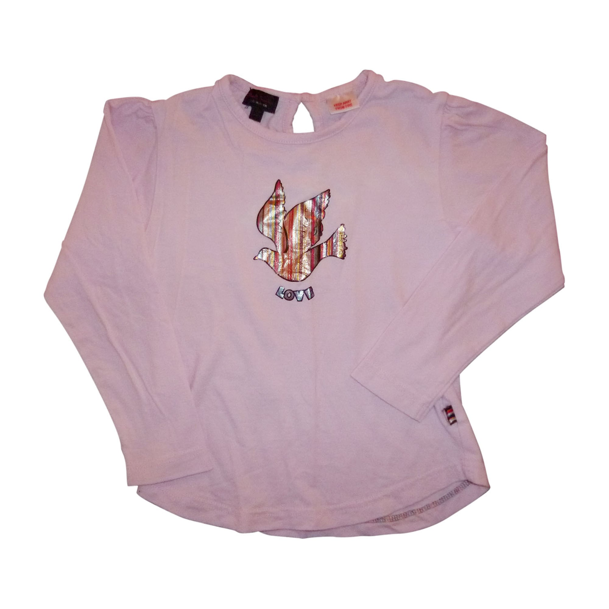 Top, Tee-shirt PAUL SMITH Rose, fuschia, vieux rose