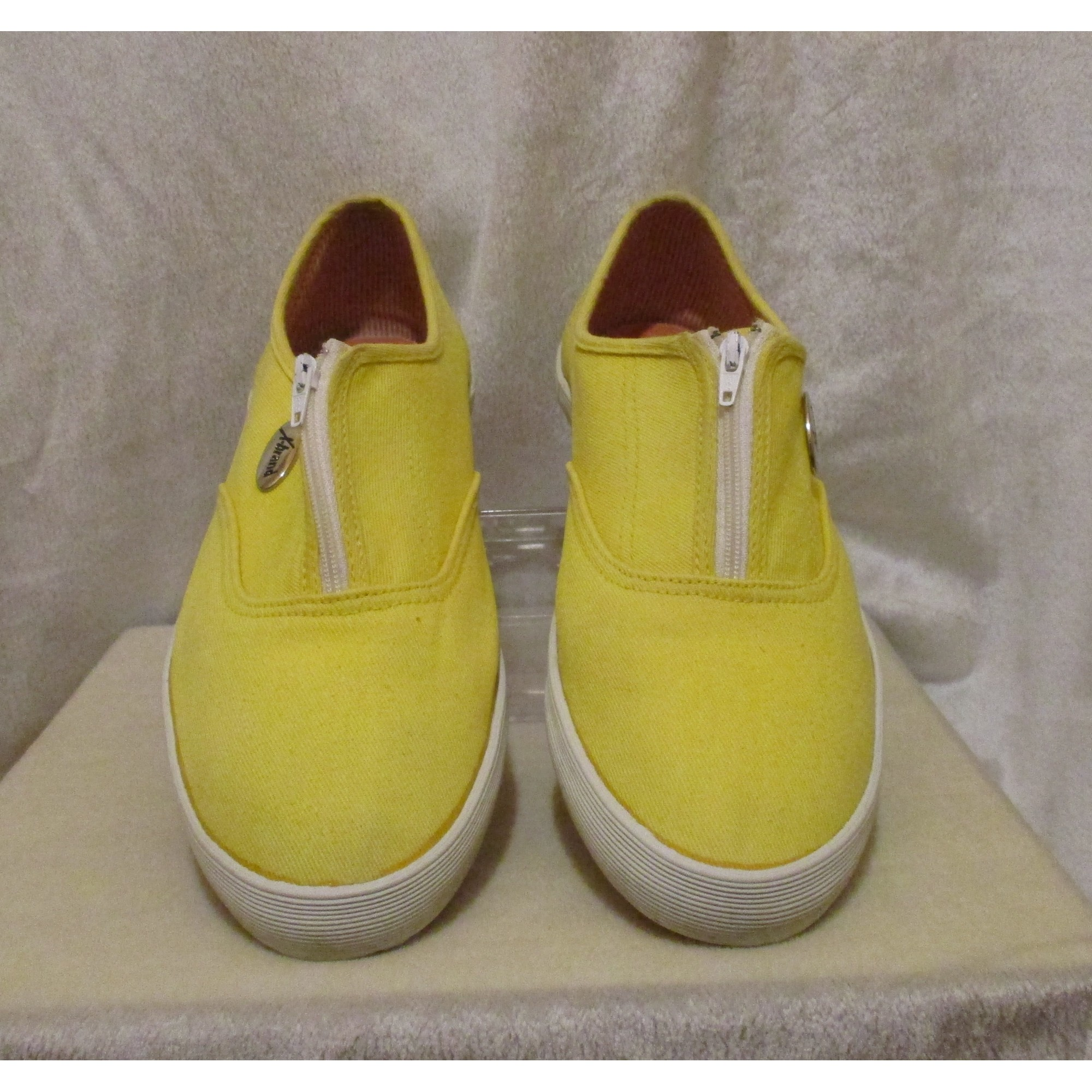 Chaussures de sport X BRAND Jaune