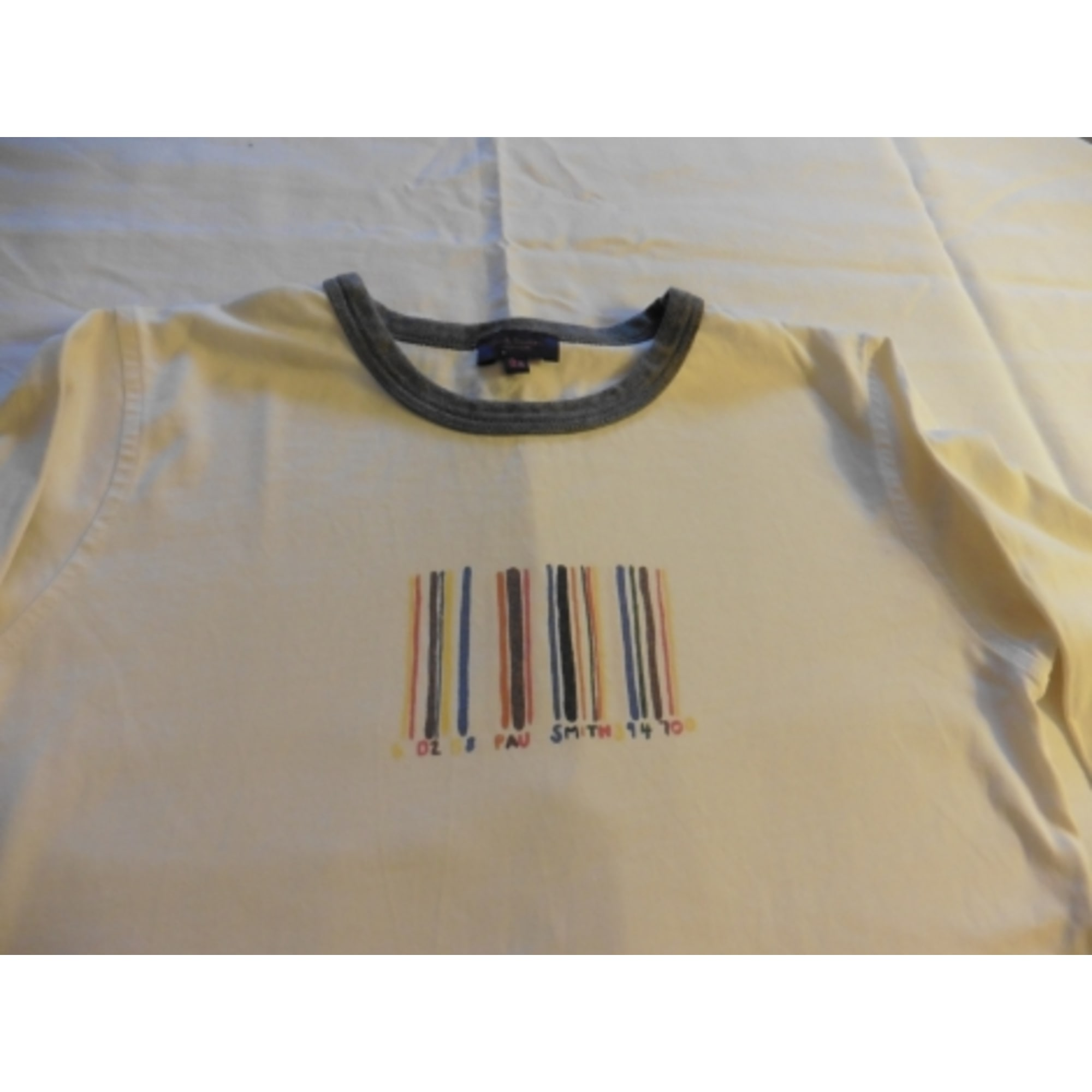 Tee-shirt PAUL SMITH Beige, camel