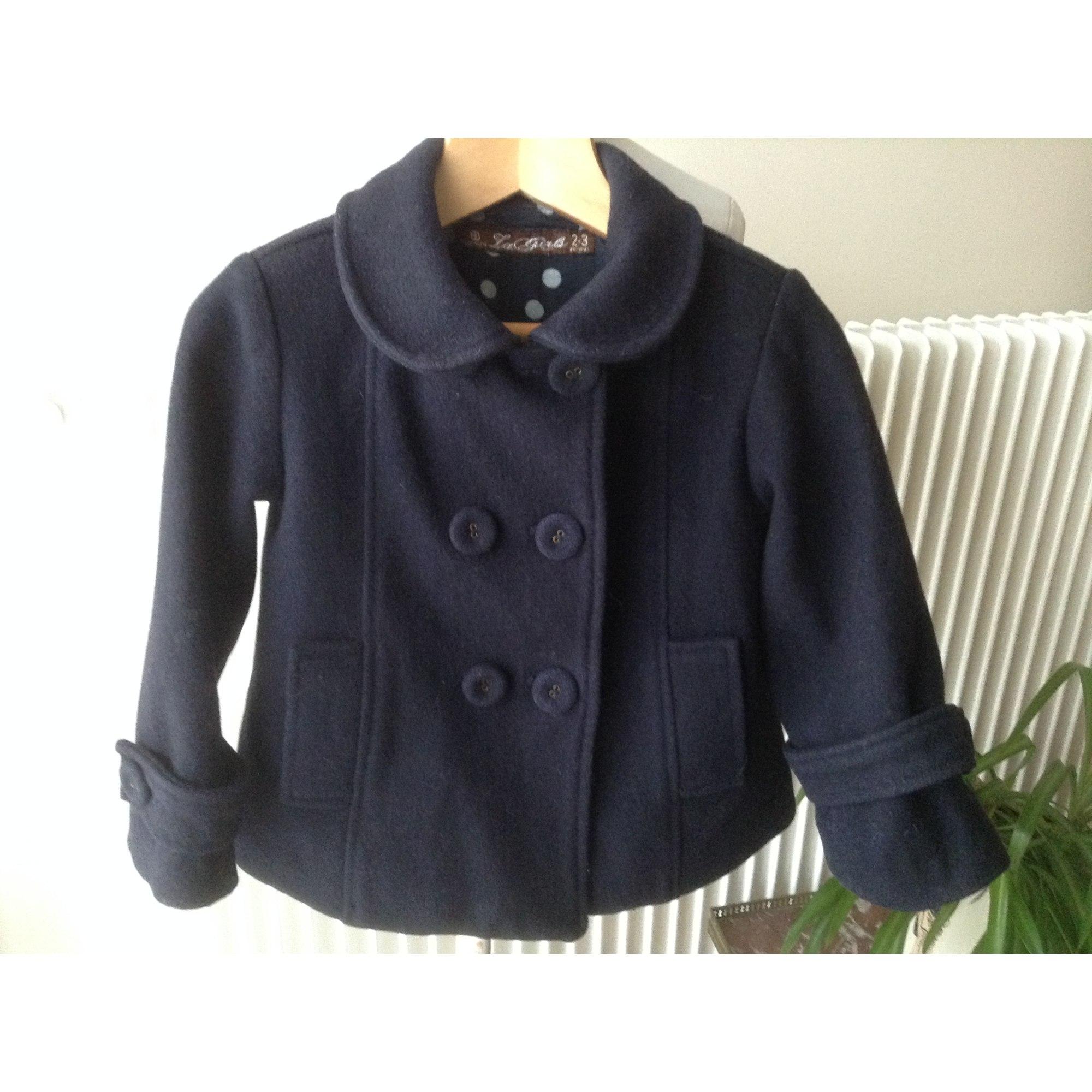Manteau ZARA LA GIRLS 2 ans bleu vendu par Natasha 5895723