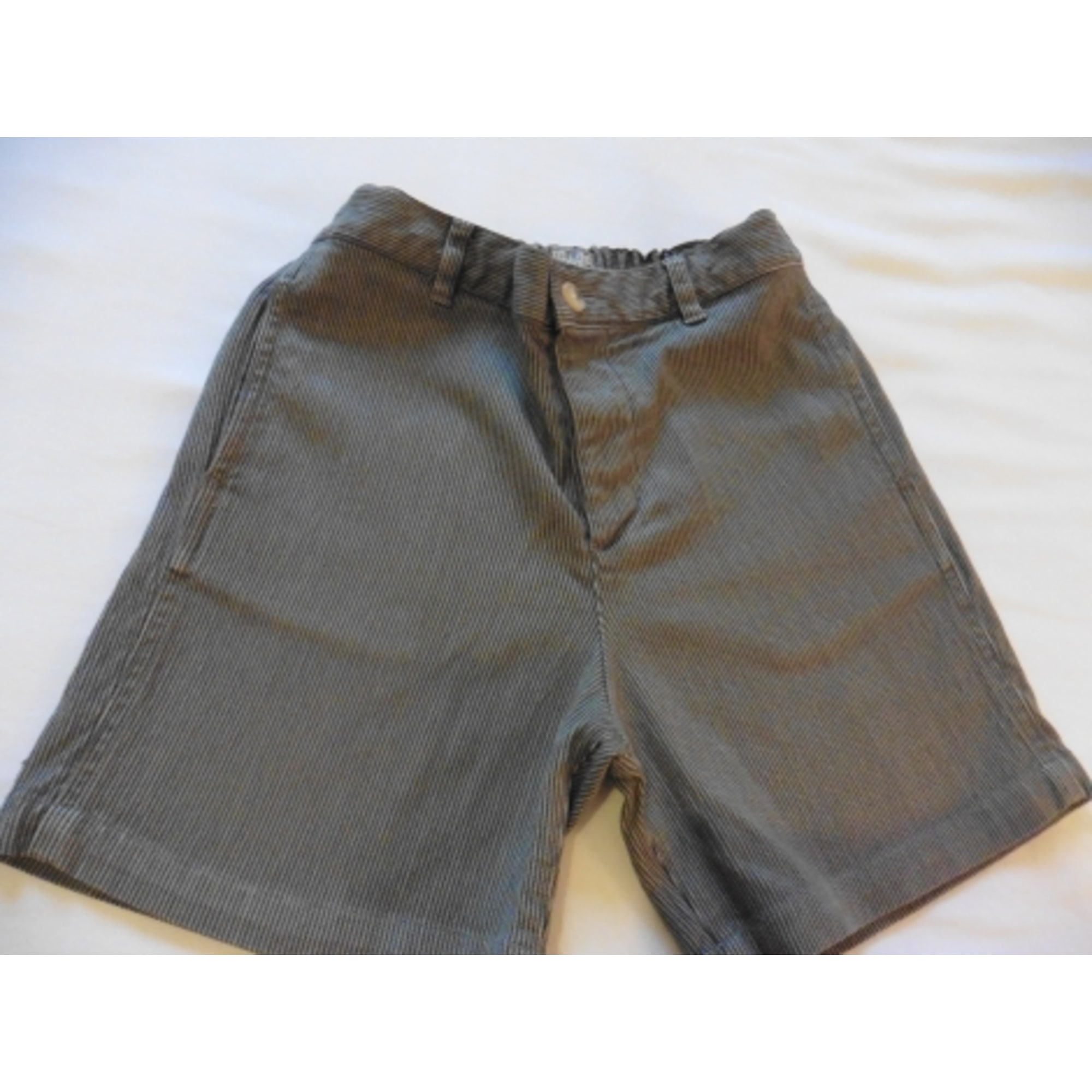 Short BONTON Gris, anthracite