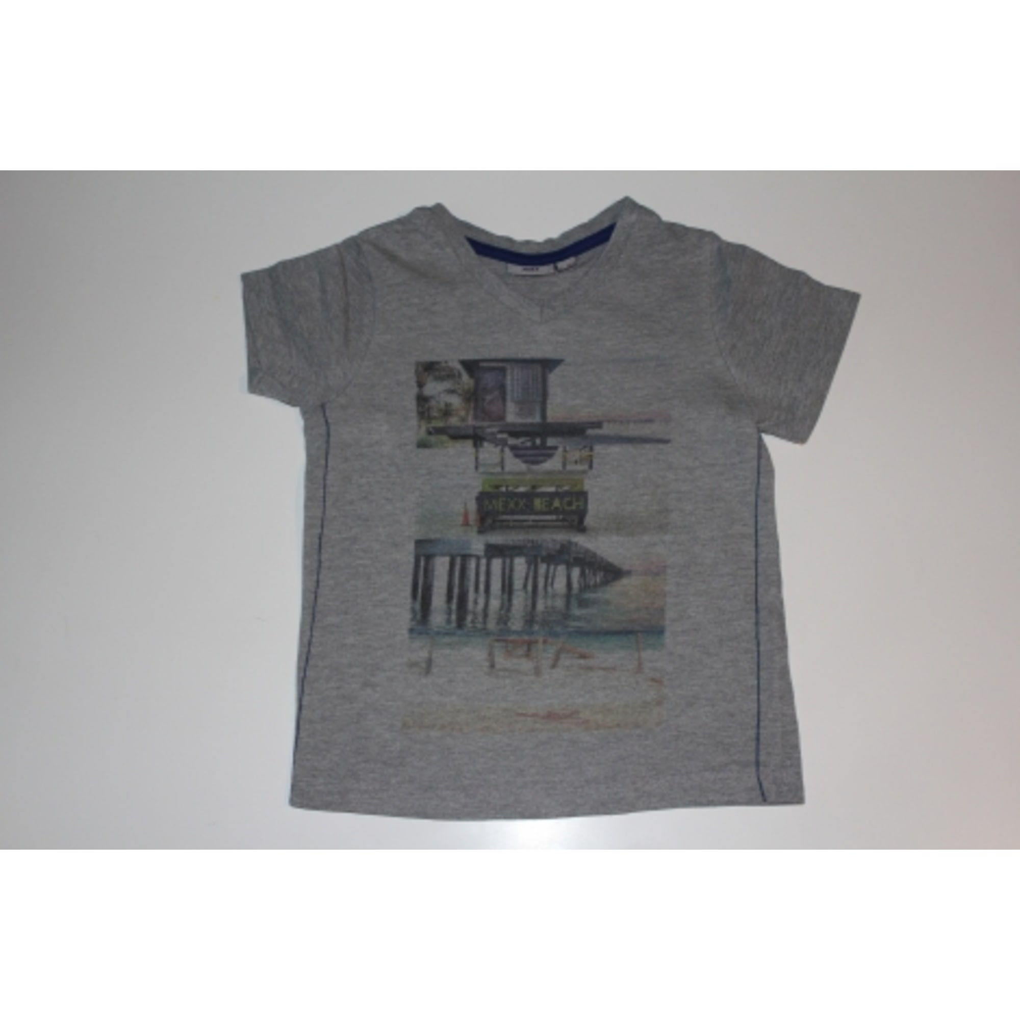 Tee-shirt MEXX Gris, anthracite