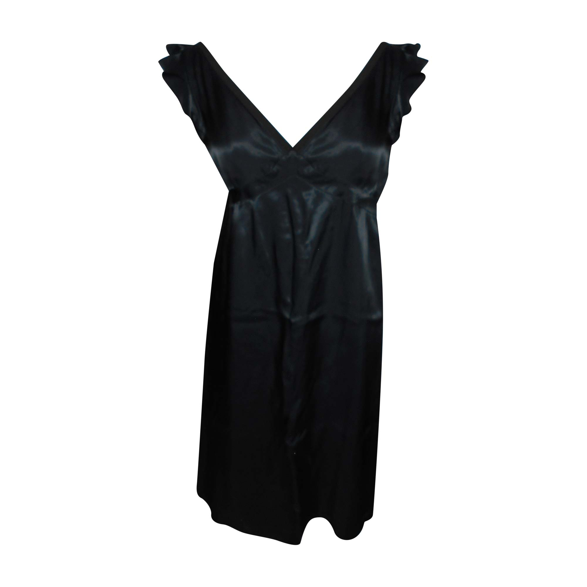 Robe courte ISABEL MARANT Noir