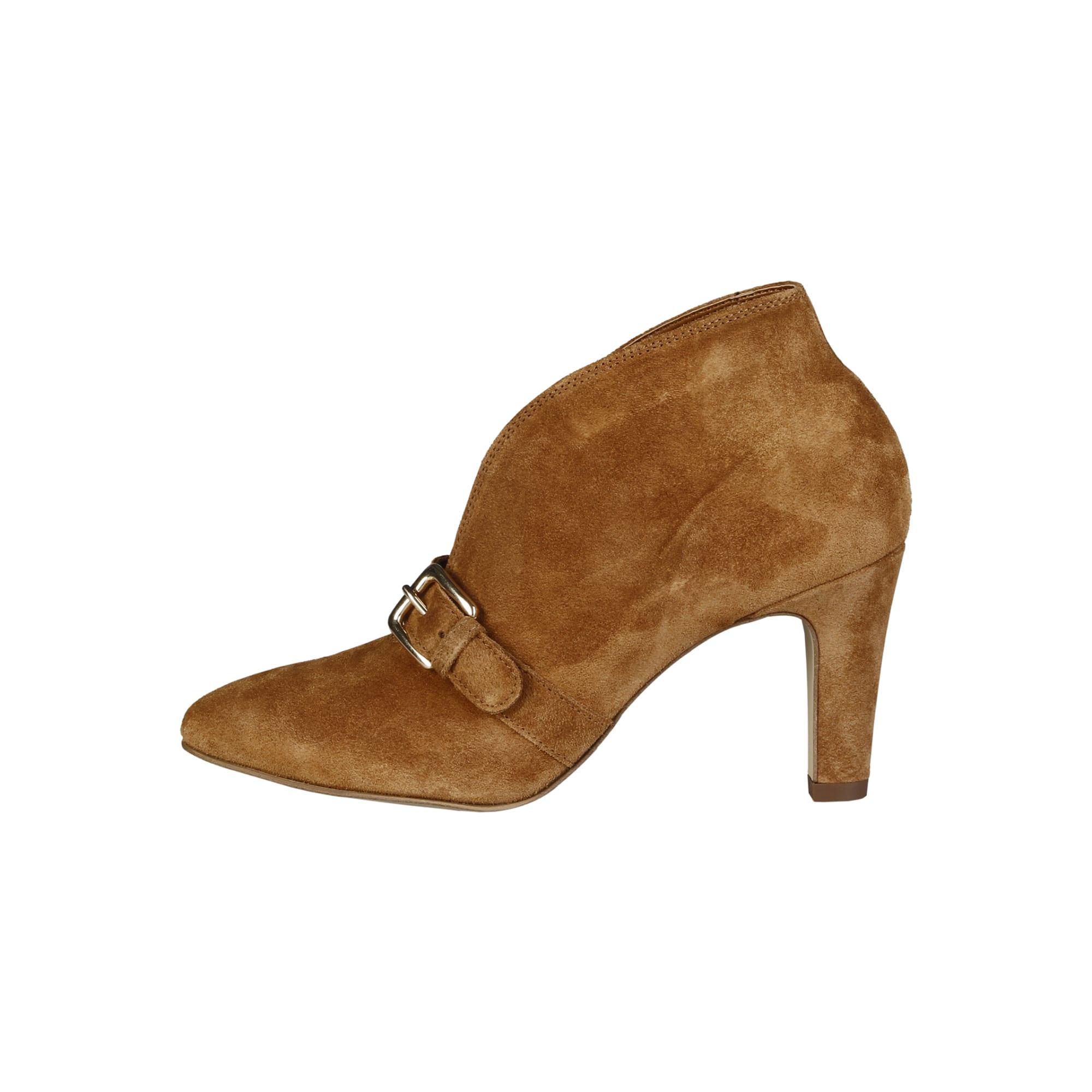 Bottines & low boots à talons V 19.69 Marron