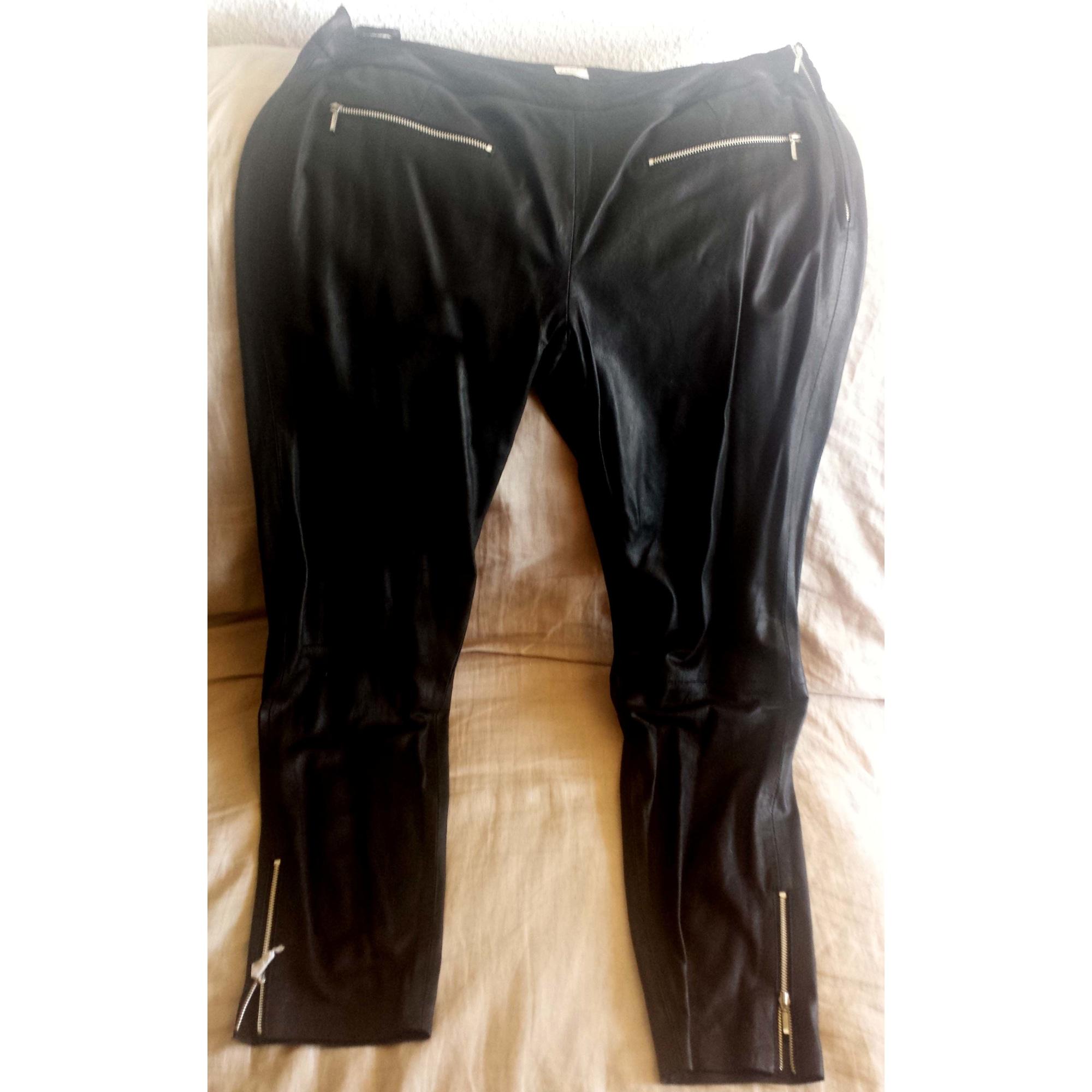 Pantalon slim, cigarette VILA Noir