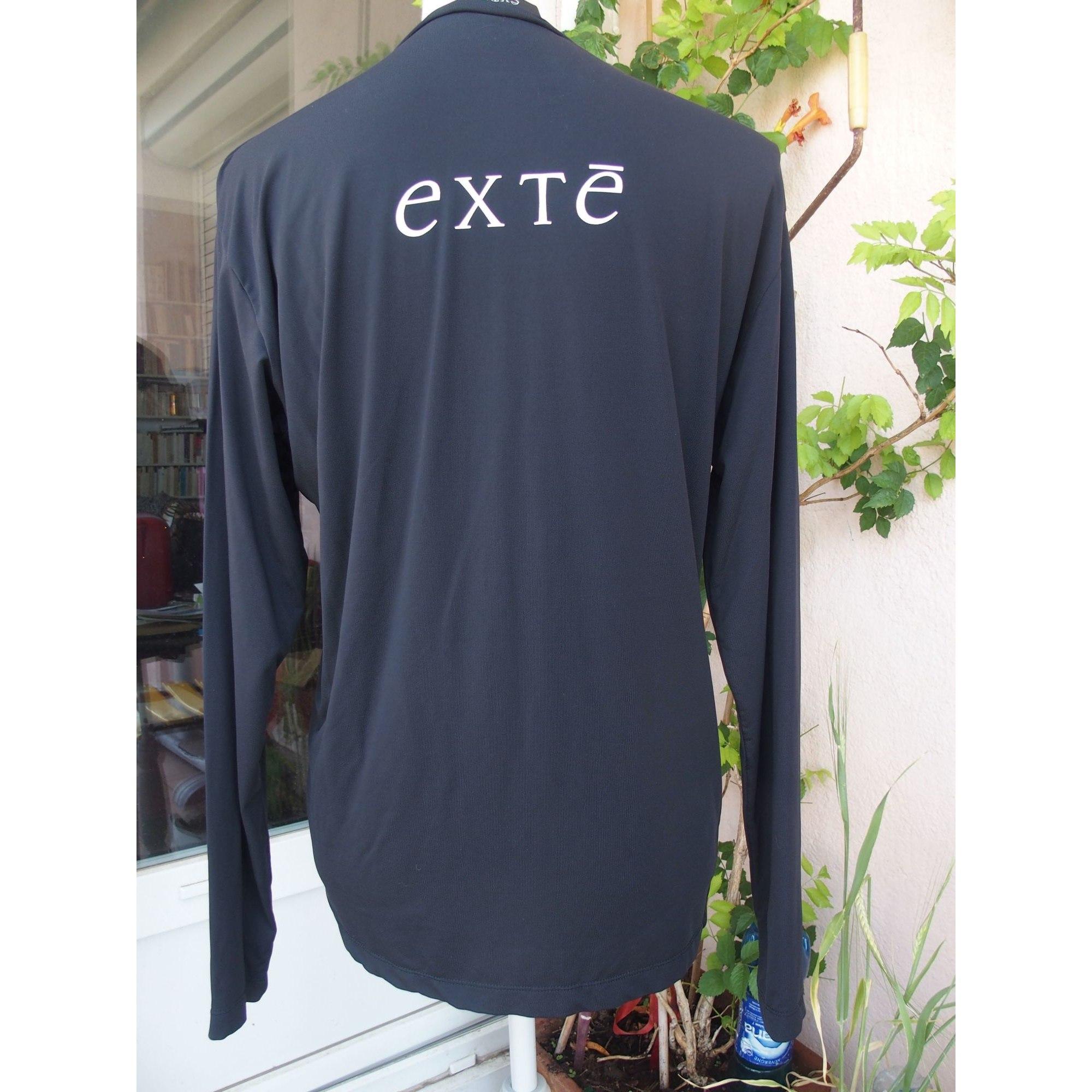 Tee-shirt EXTE Noir