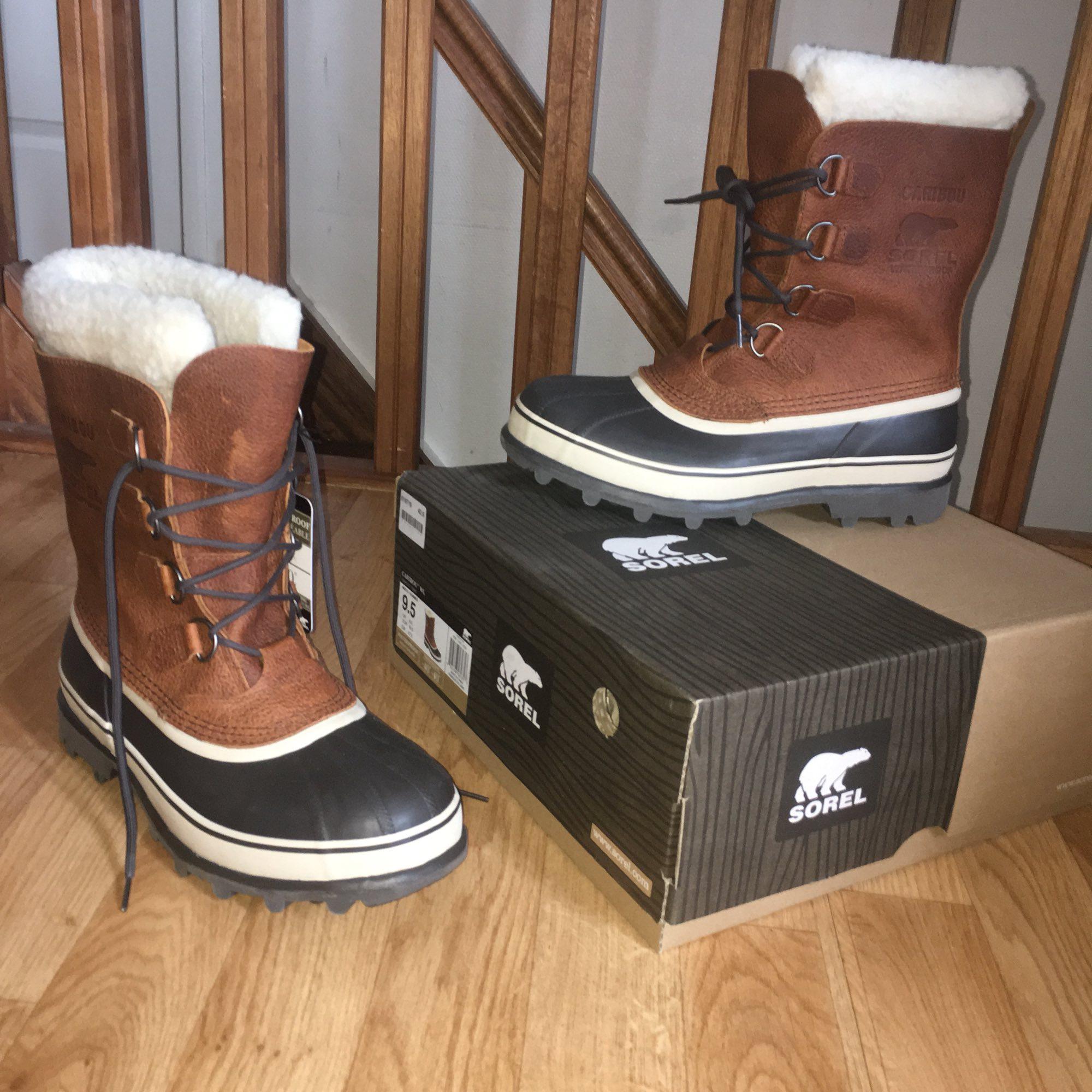 bottes de neige 42
