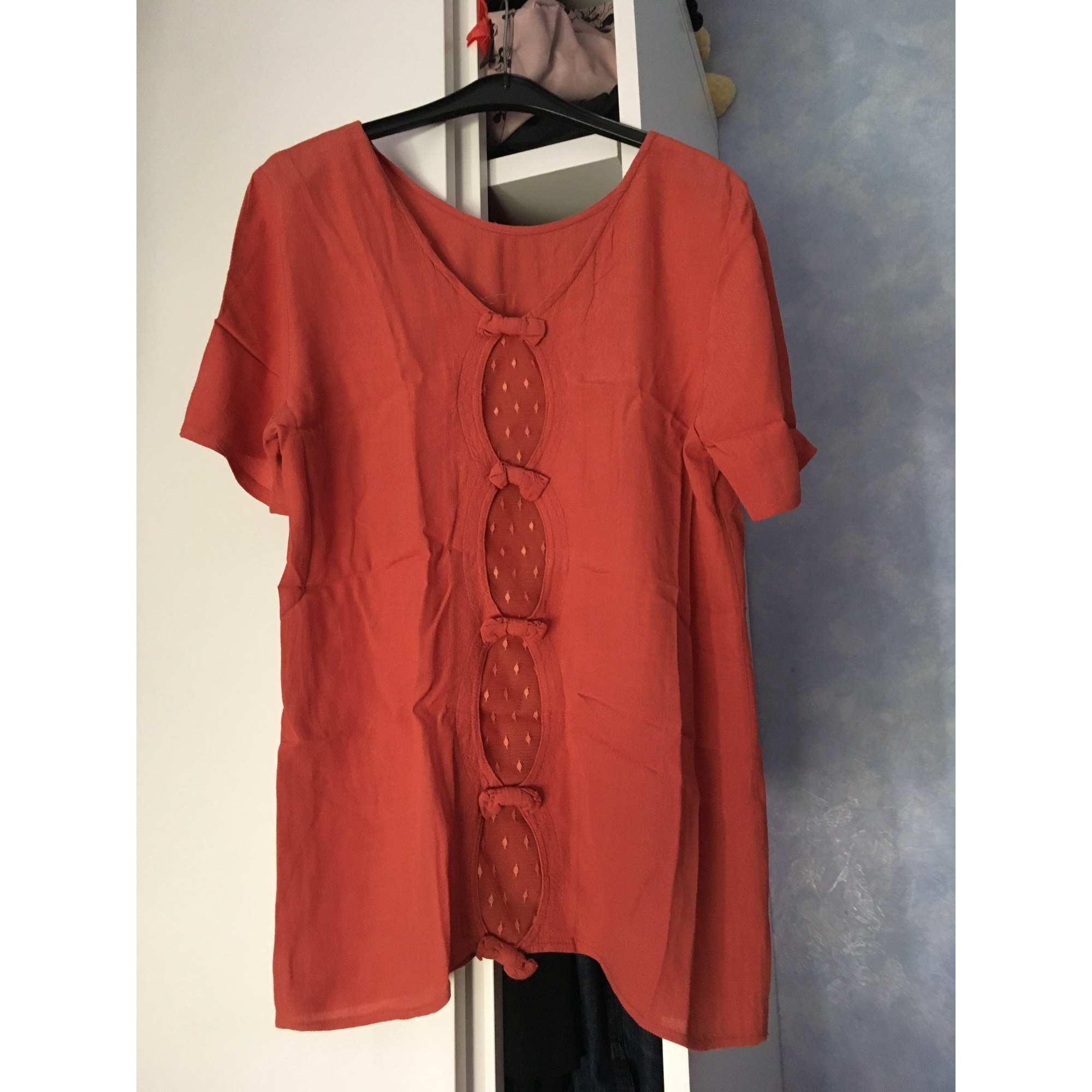 Blouse GOOD LOOK Orange