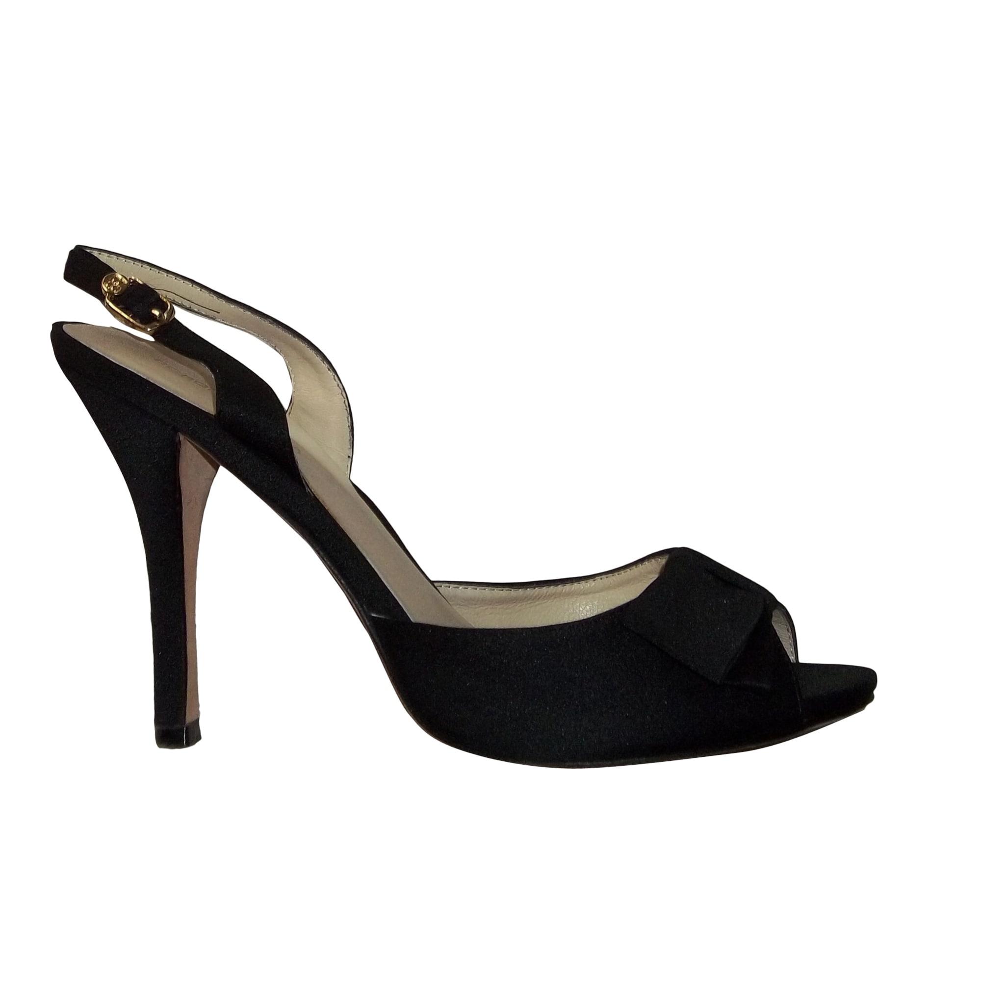 Sandales à talons BCBG MAX AZRIA Noir