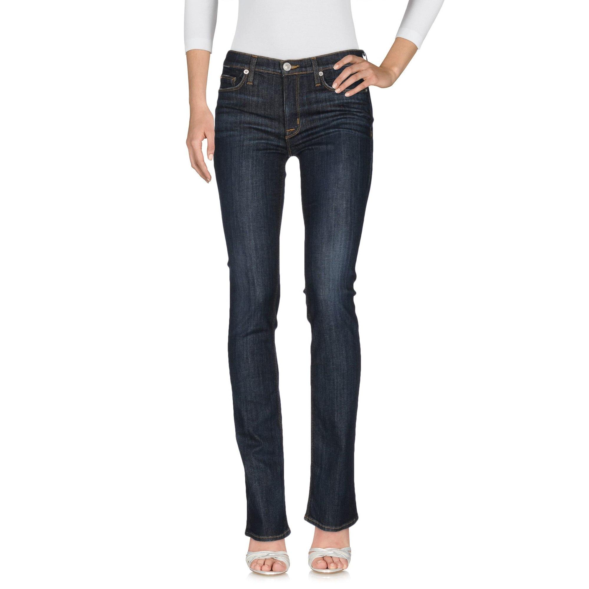 Jeans évasé, boot-cut HUDSON JEANS Bleu, bleu marine, bleu turquoise
