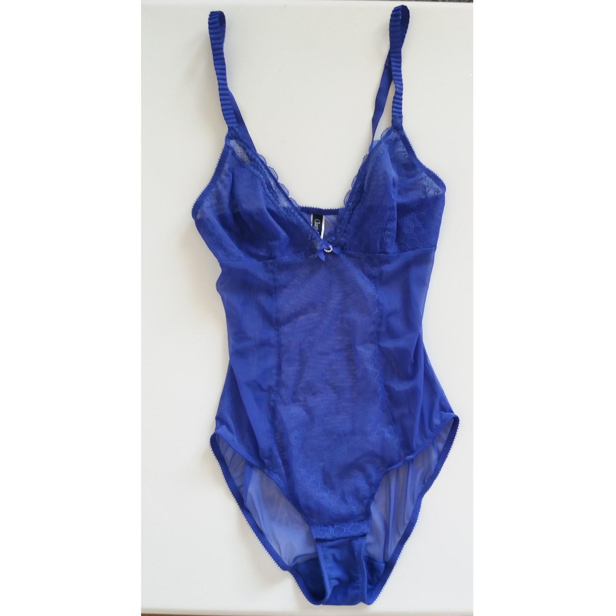 Body CHANTELLE Bleu, bleu marine, bleu turquoise