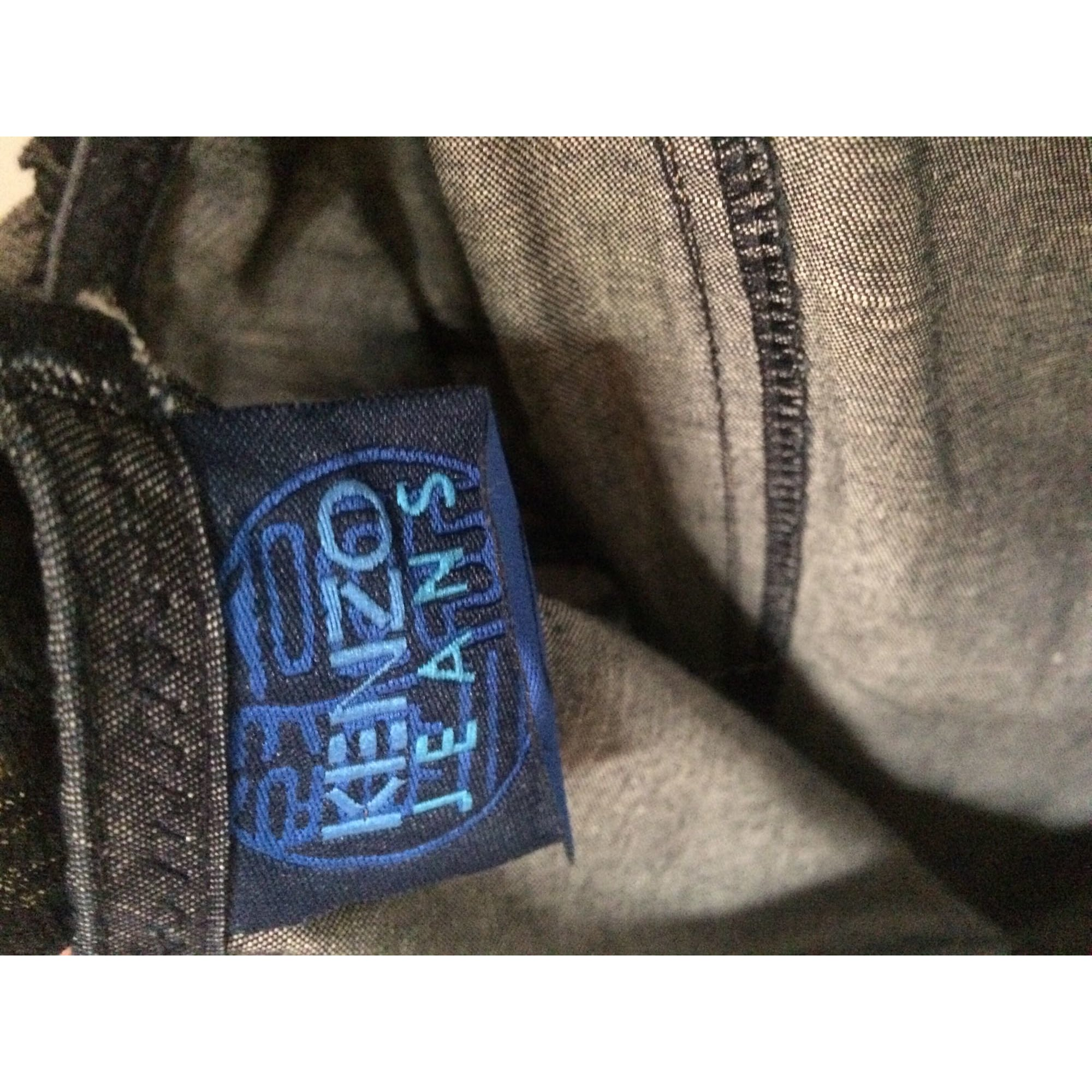 Robe en jeans KENZO Jean