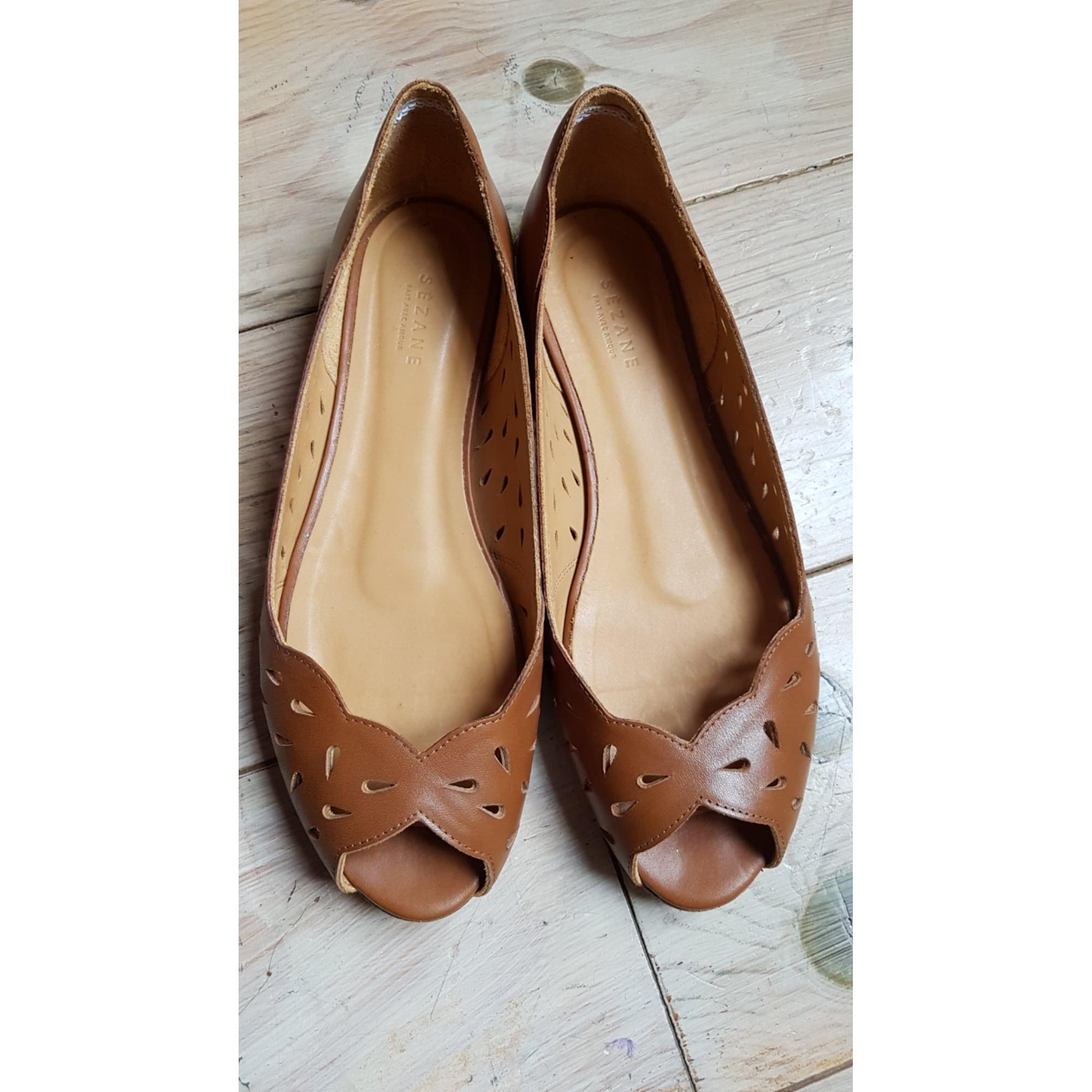 chaussures sézane ballerines
