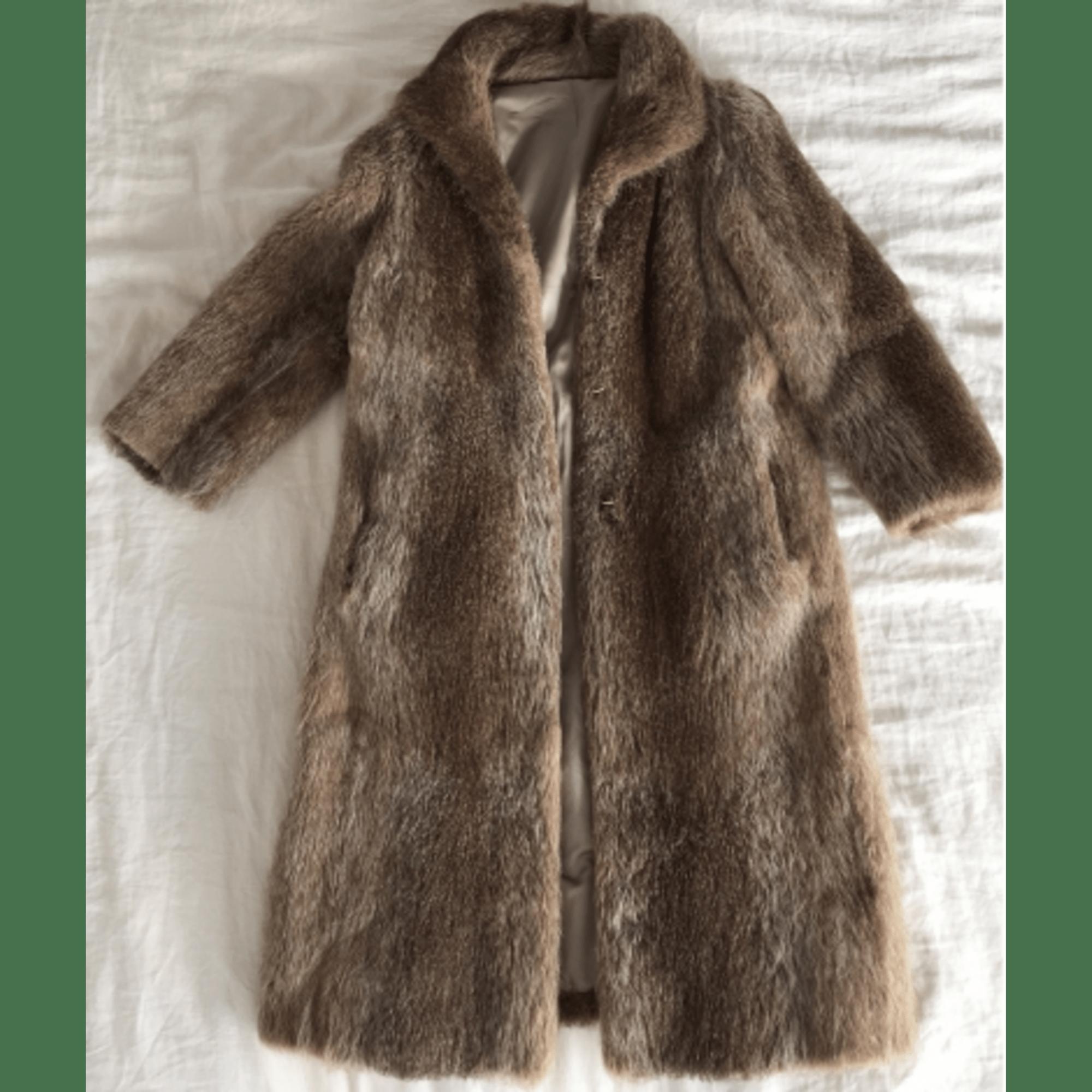 achat manteau fourrures nord