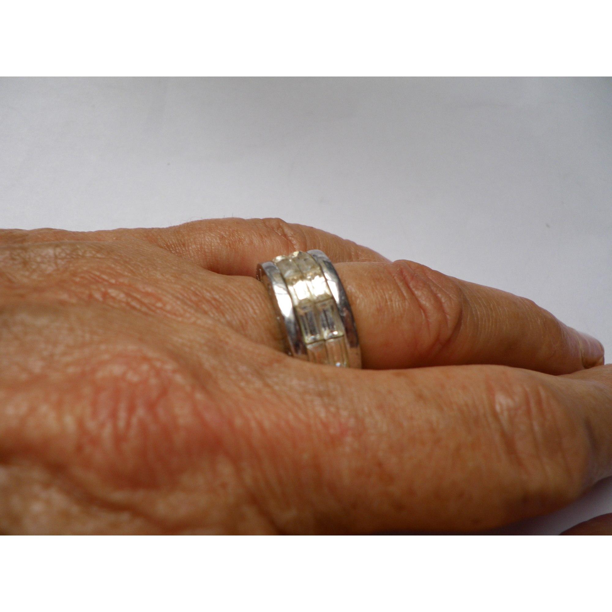Bague CAMILLE LUCIE métal argent 54
