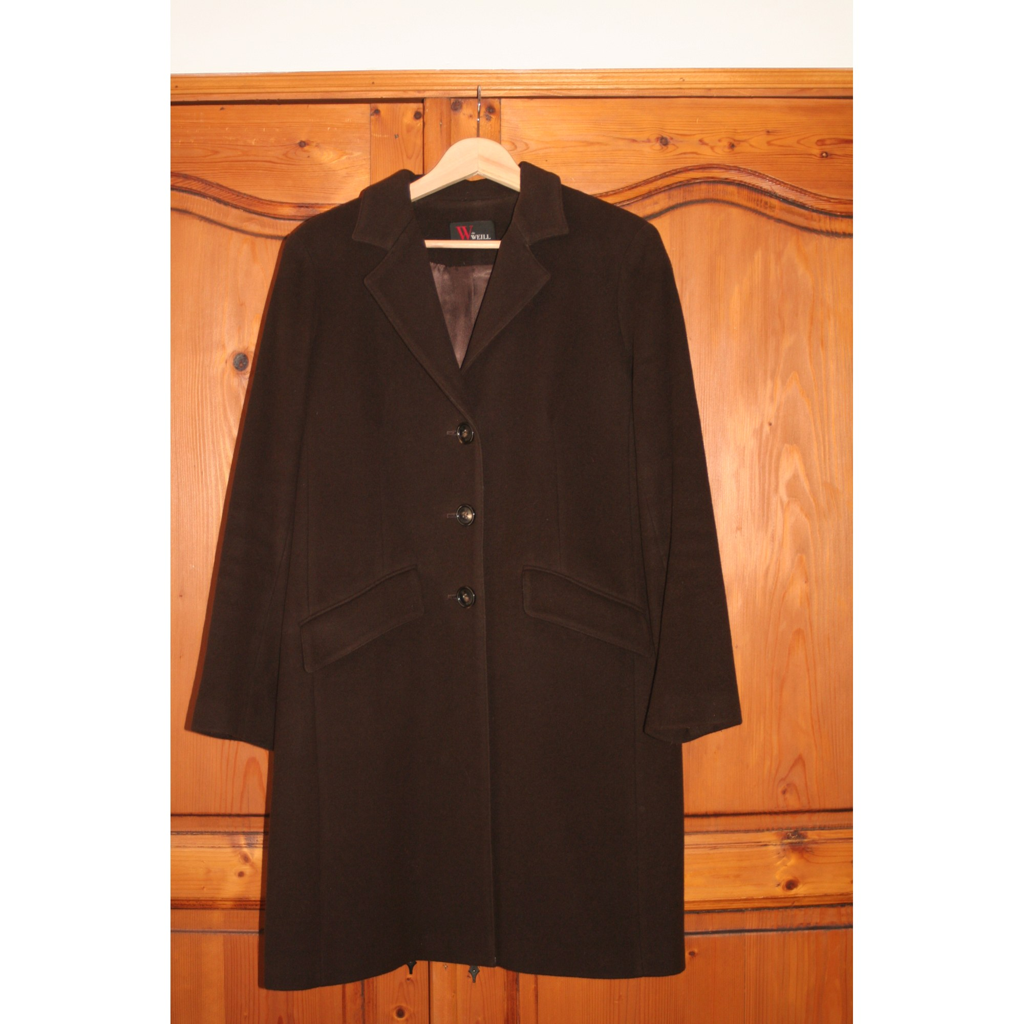 Manteau WEILL Marron