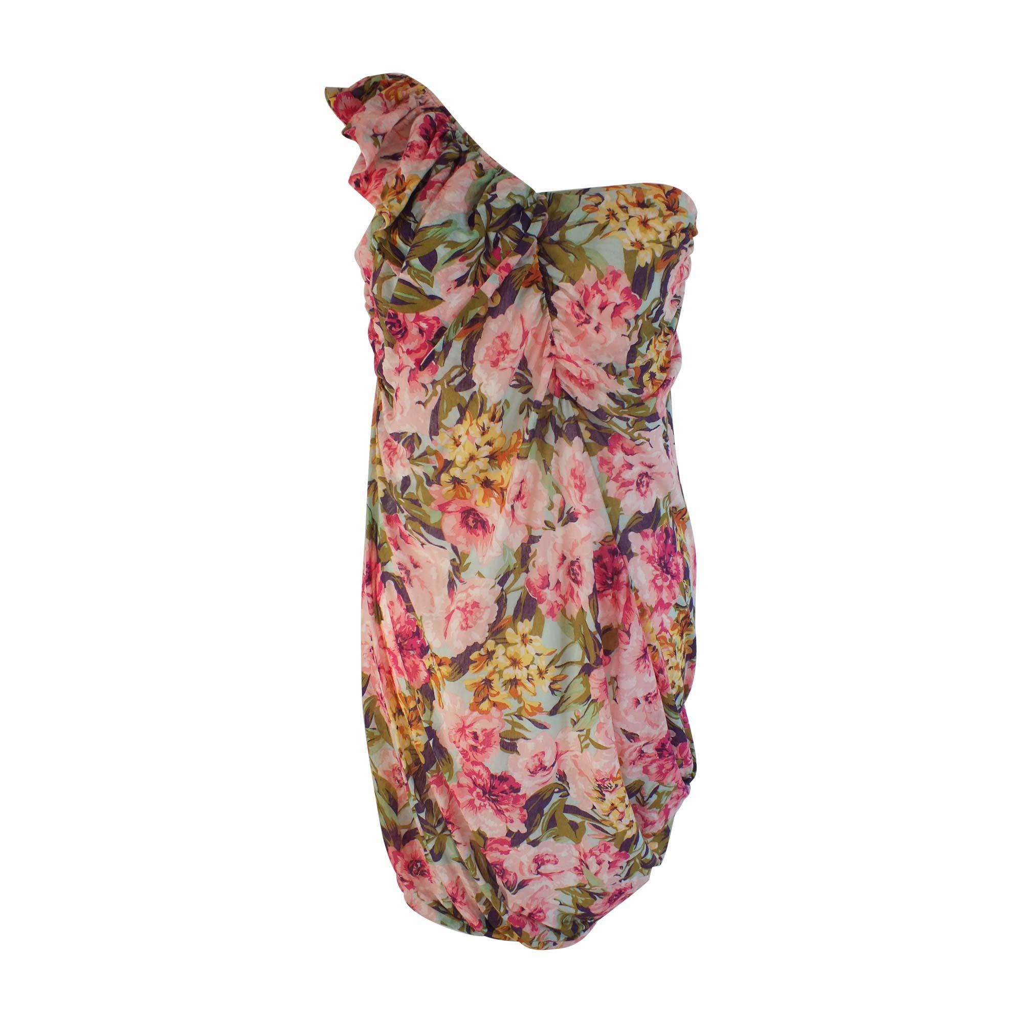 Robe courte KENZO Multicouleur