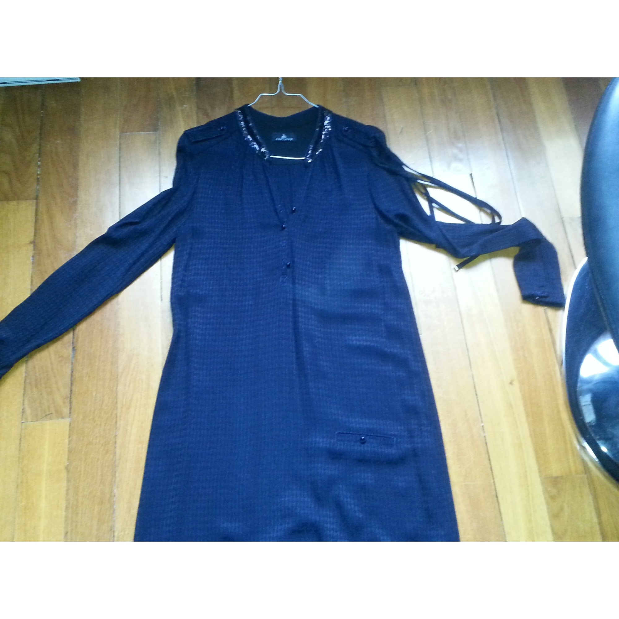 Robe tunique ONE STEP Bleu, bleu marine, bleu turquoise
