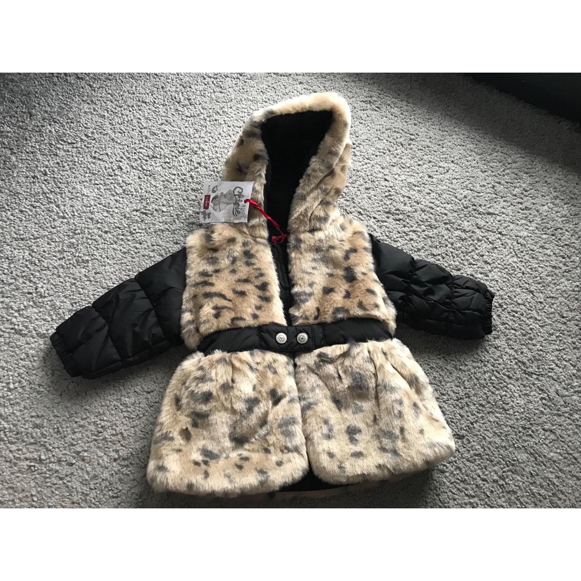 Manteau CHIPIE Imprimés animaliers