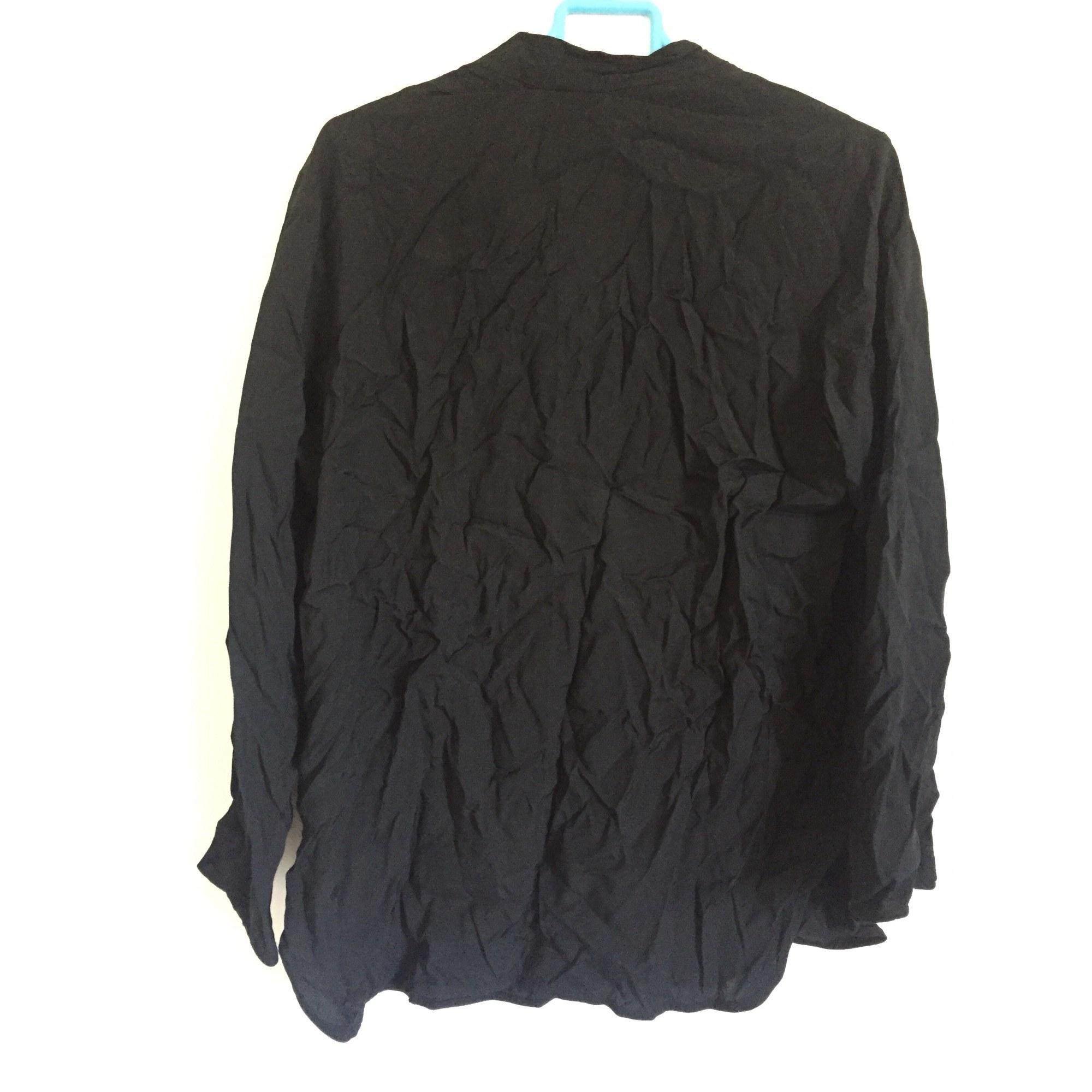 Blouse COS Noir