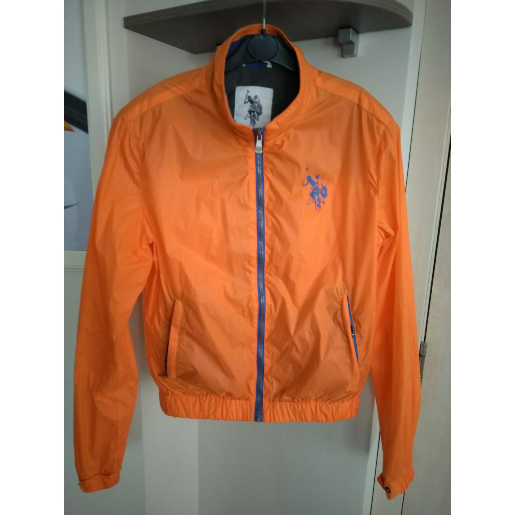 Imperméable, trench US POLO ASSN Orange