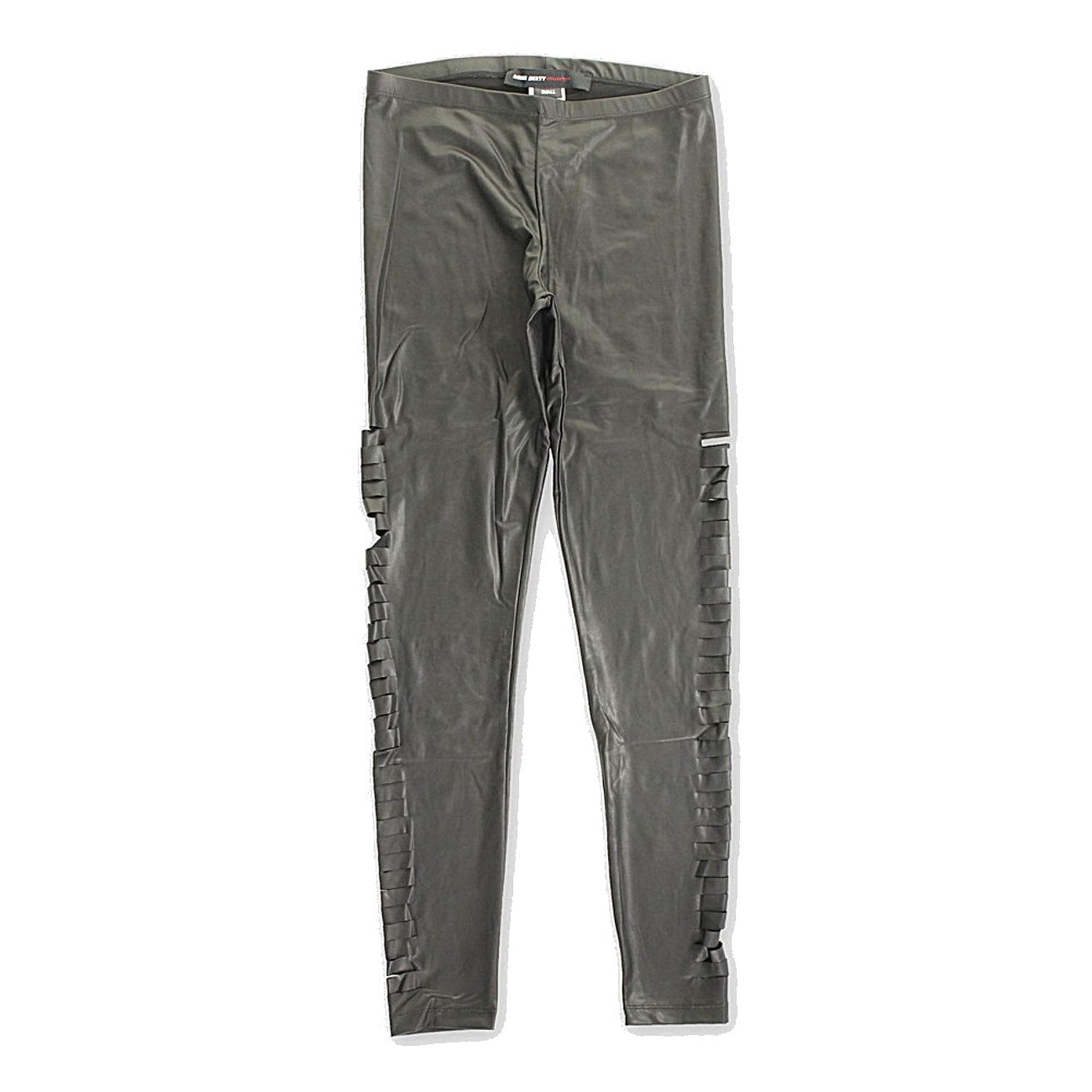Pantalon droit MISS SIXTY Noir